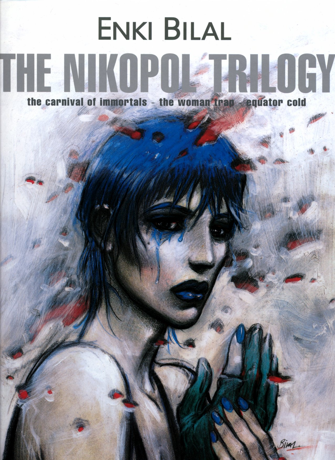 The Nikopol Trilogy issue TPB - Page 1