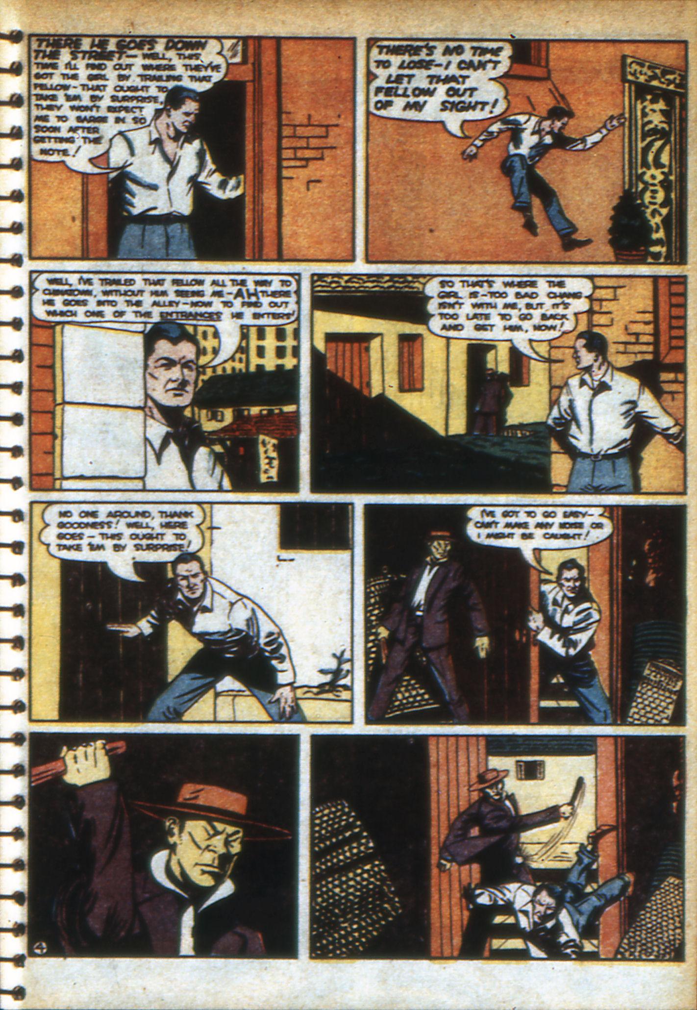 Read online Adventure Comics (1938) comic -  Issue #47 - 48