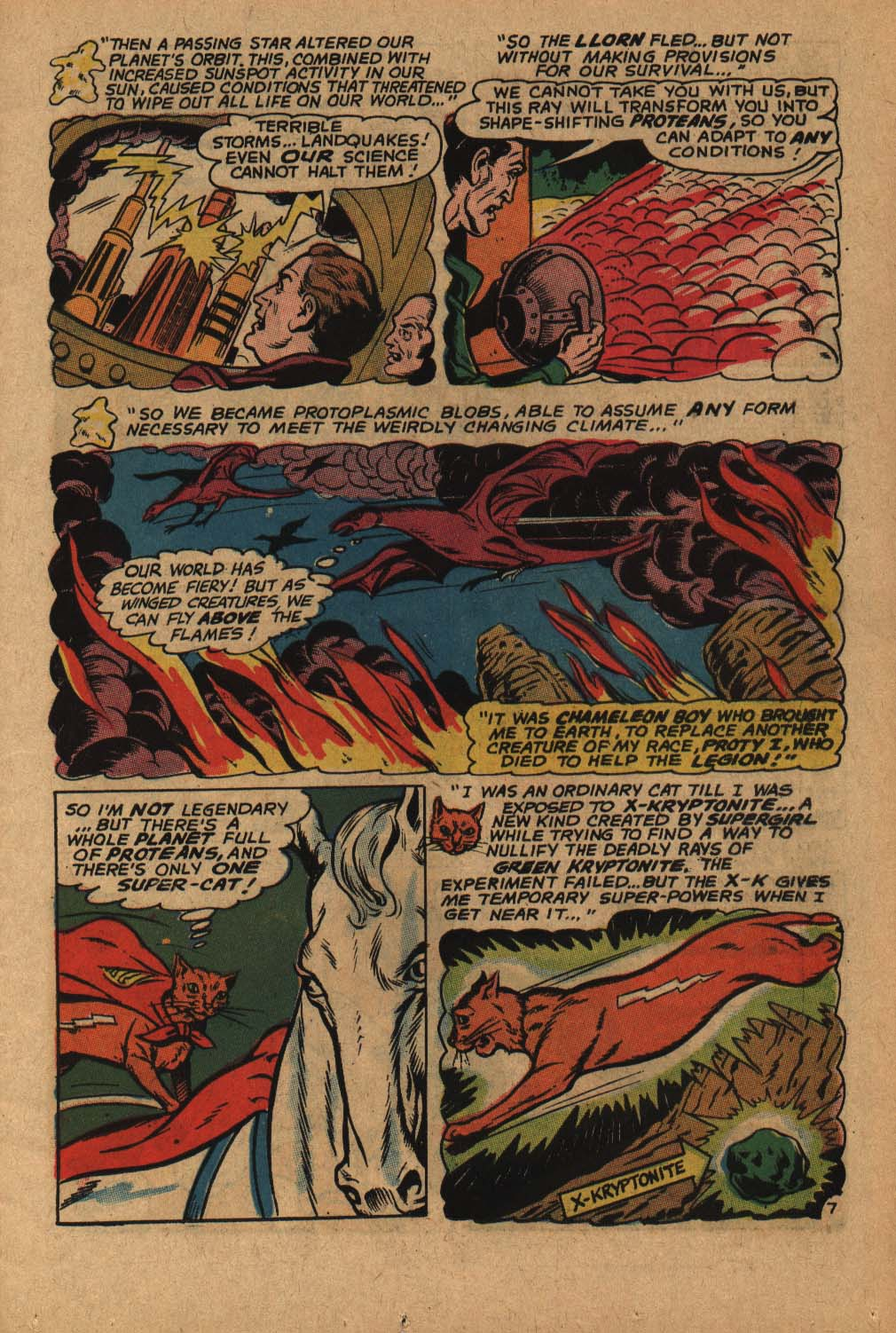 Read online Adventure Comics (1938) comic -  Issue #364 - 11