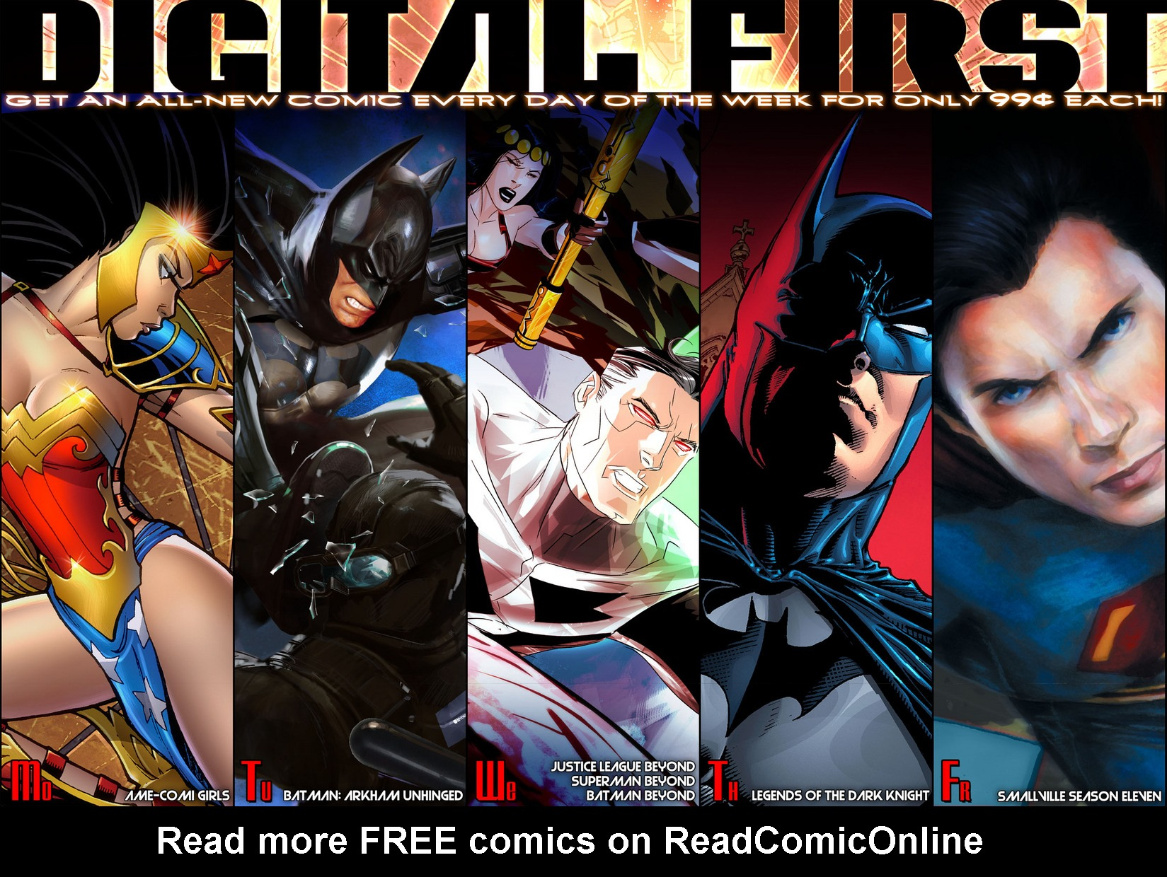 Read online Ame-Comi Girls comic -  Issue #3 - 23
