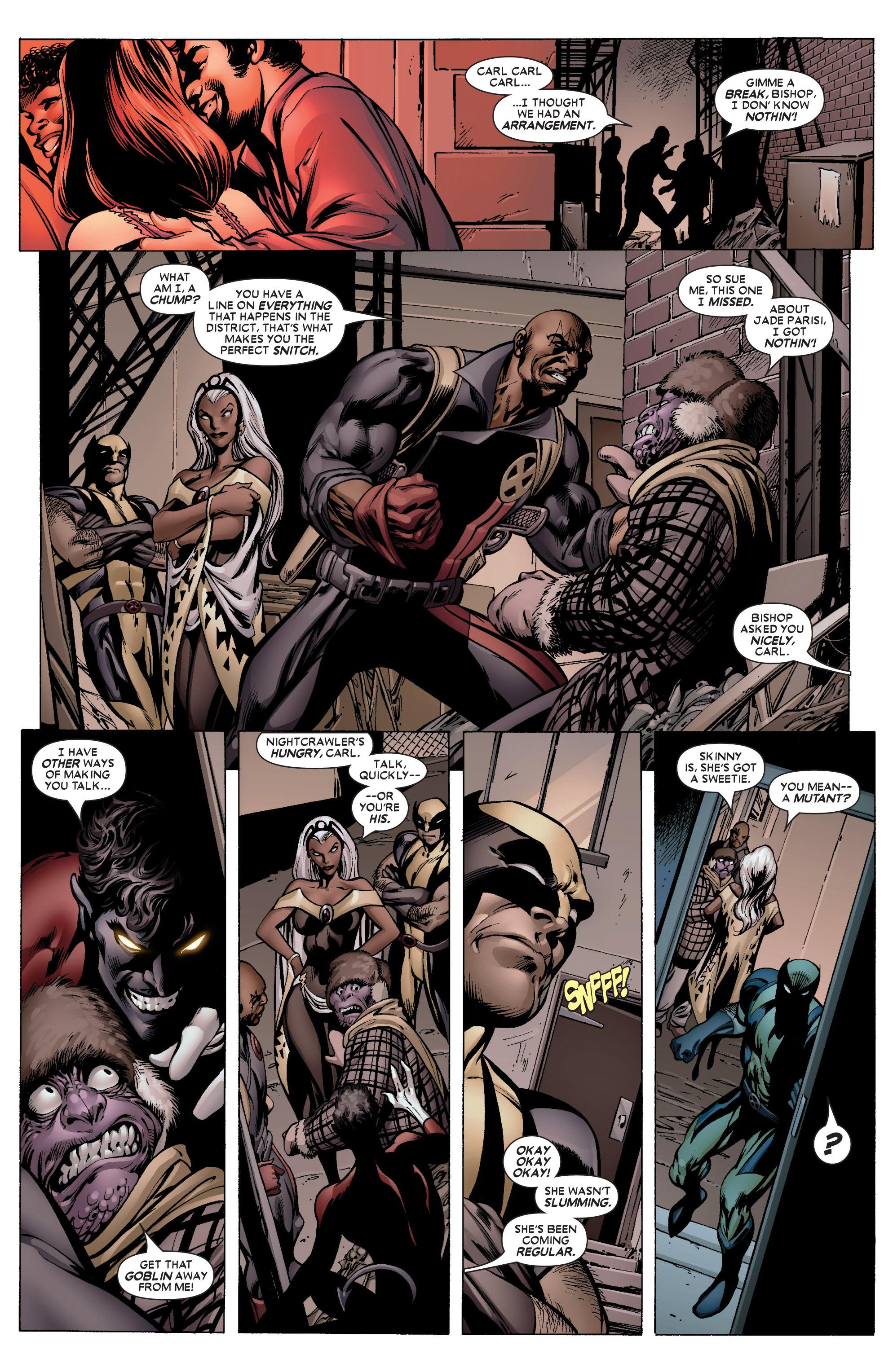 Read online Uncanny X-Men (1963) comic -  Issue #450 - 18