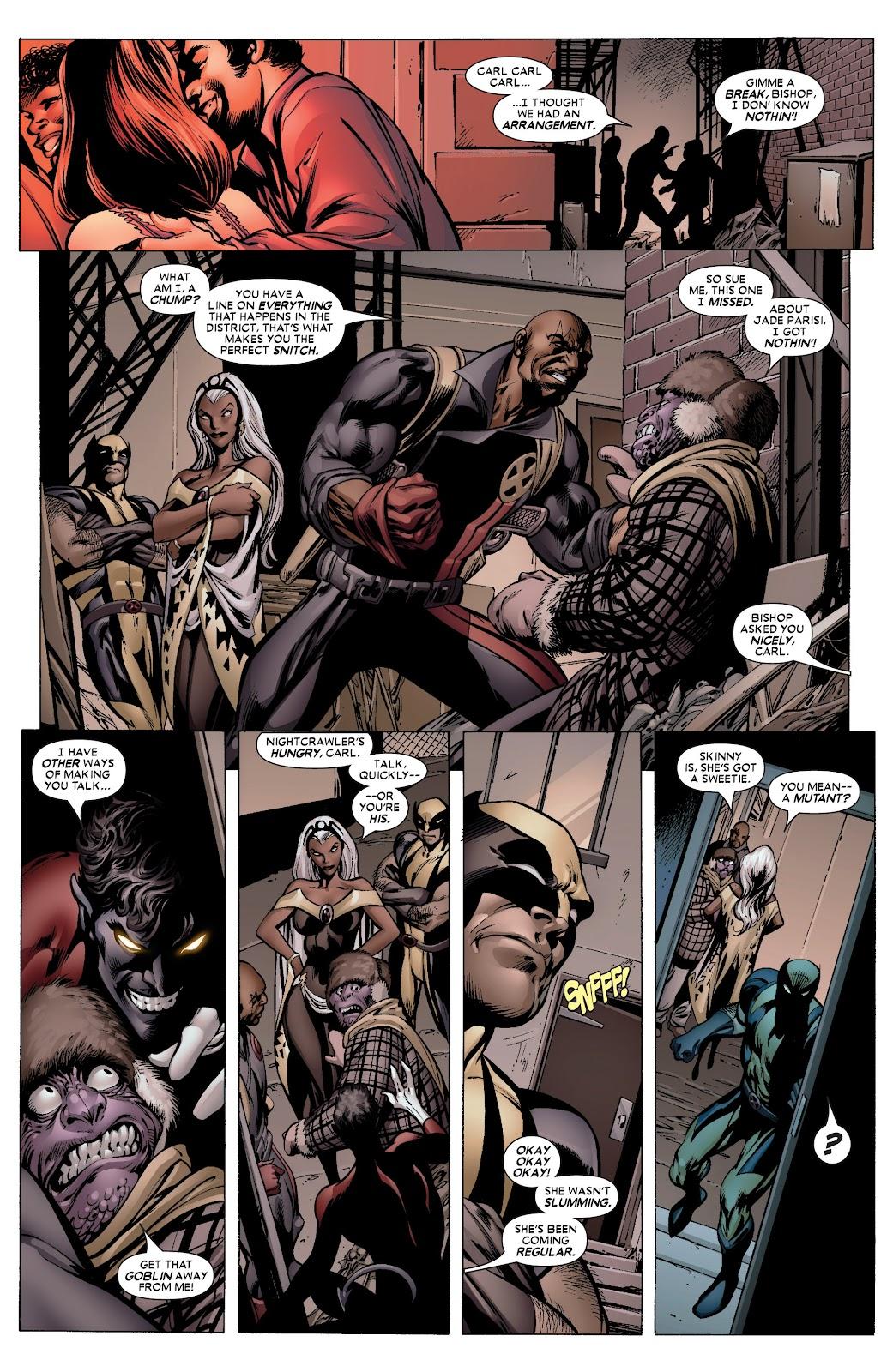 Uncanny X-Men (1963) issue 450 - Page 18