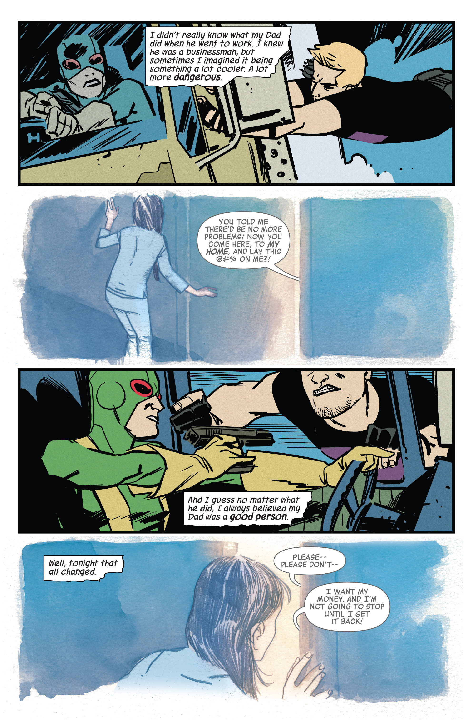Read online All-New Hawkeye (2016) comic -  Issue #4 - 17