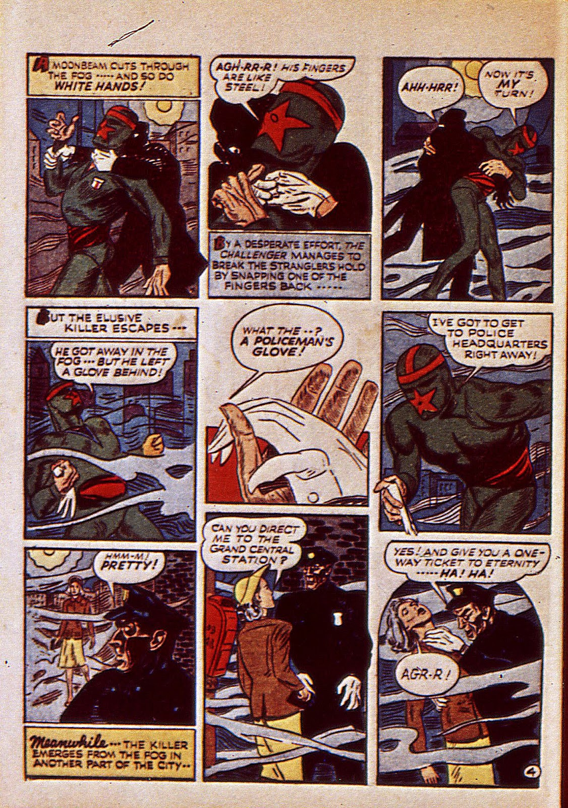 Mystic Comics (1940) issue 6 - Page 55