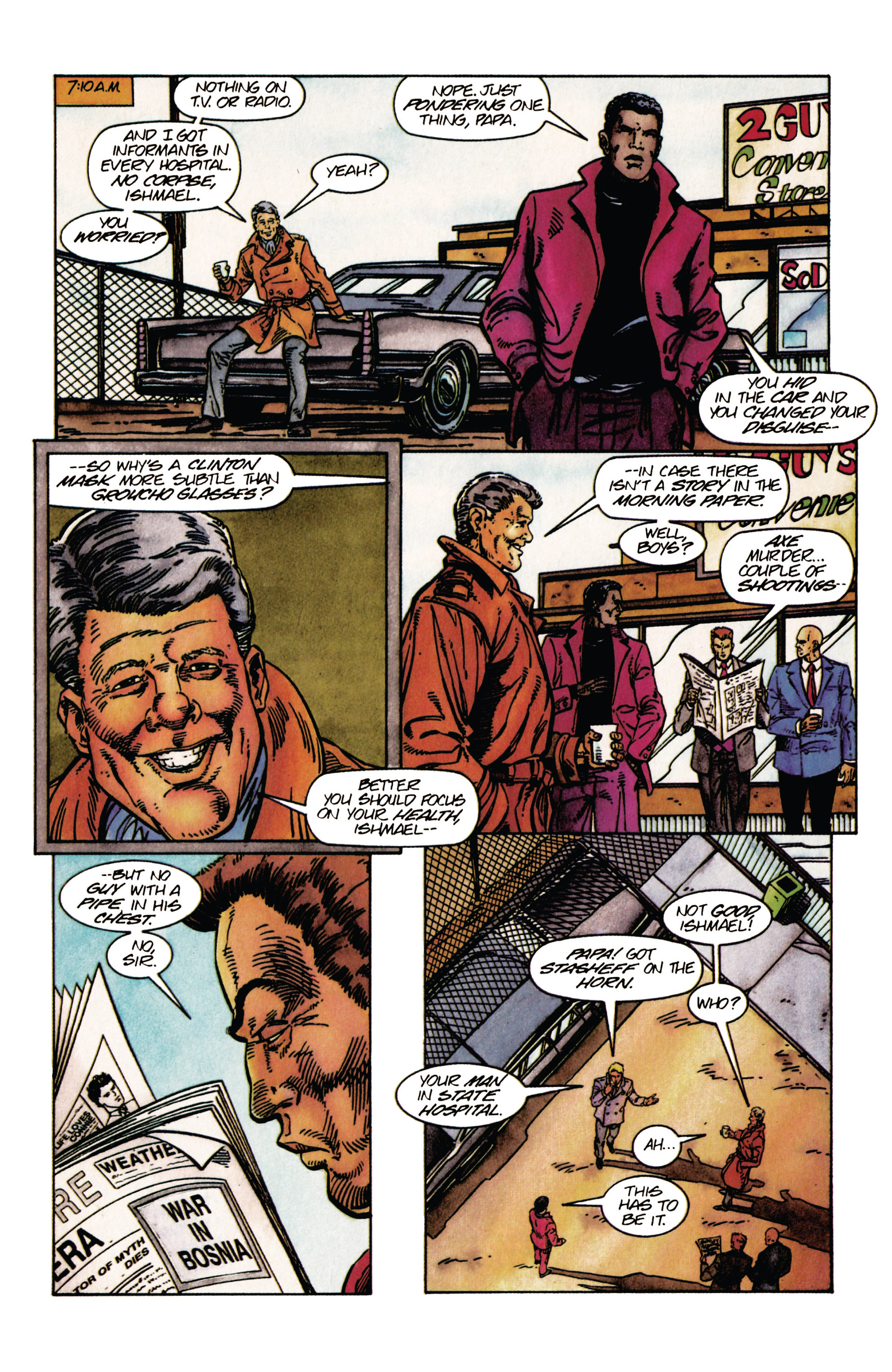 Read online Shadowman (1992) comic -  Issue #27 - 11