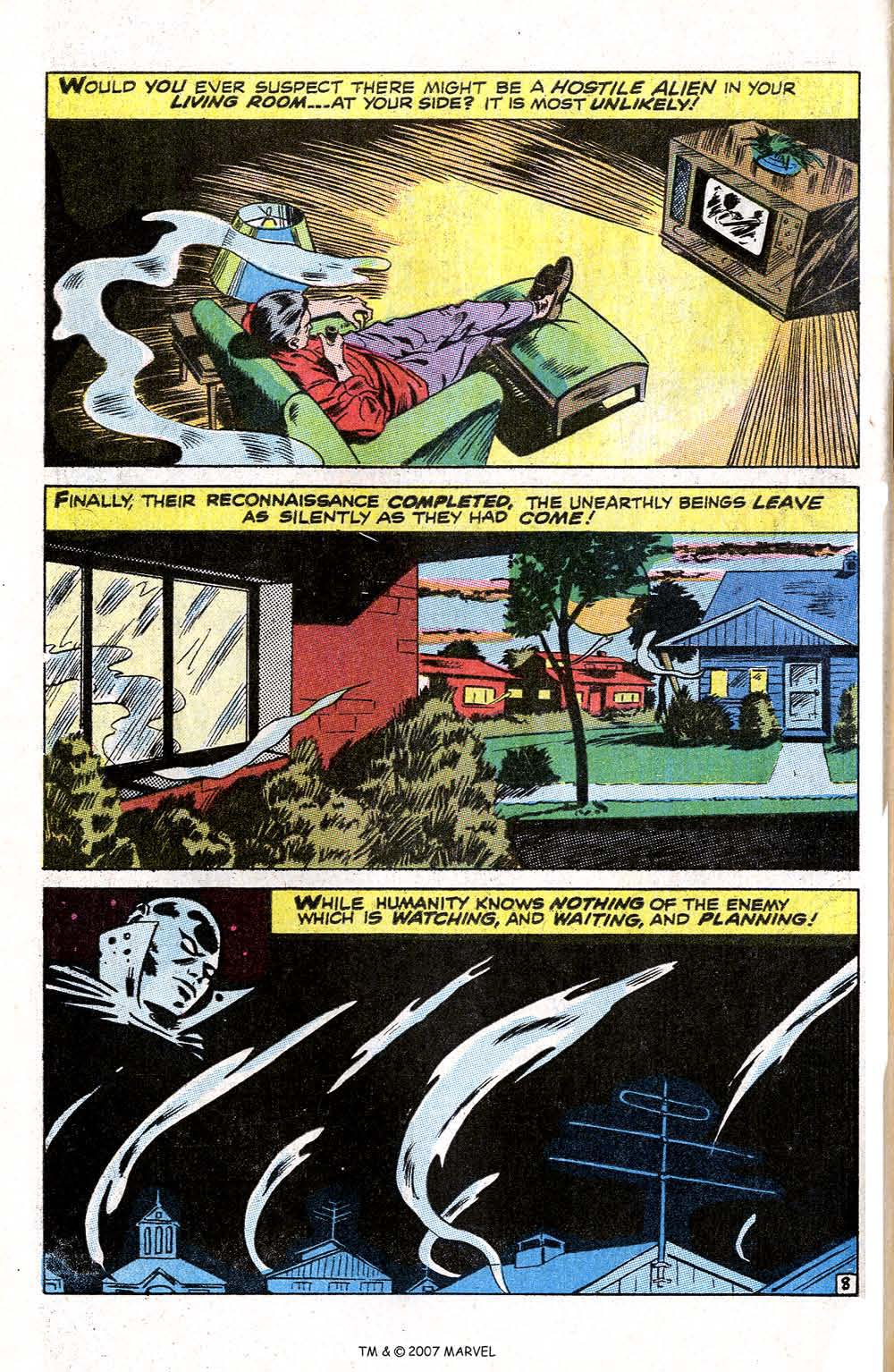 Read online Silver Surfer (1968) comic -  Issue #6 - 60
