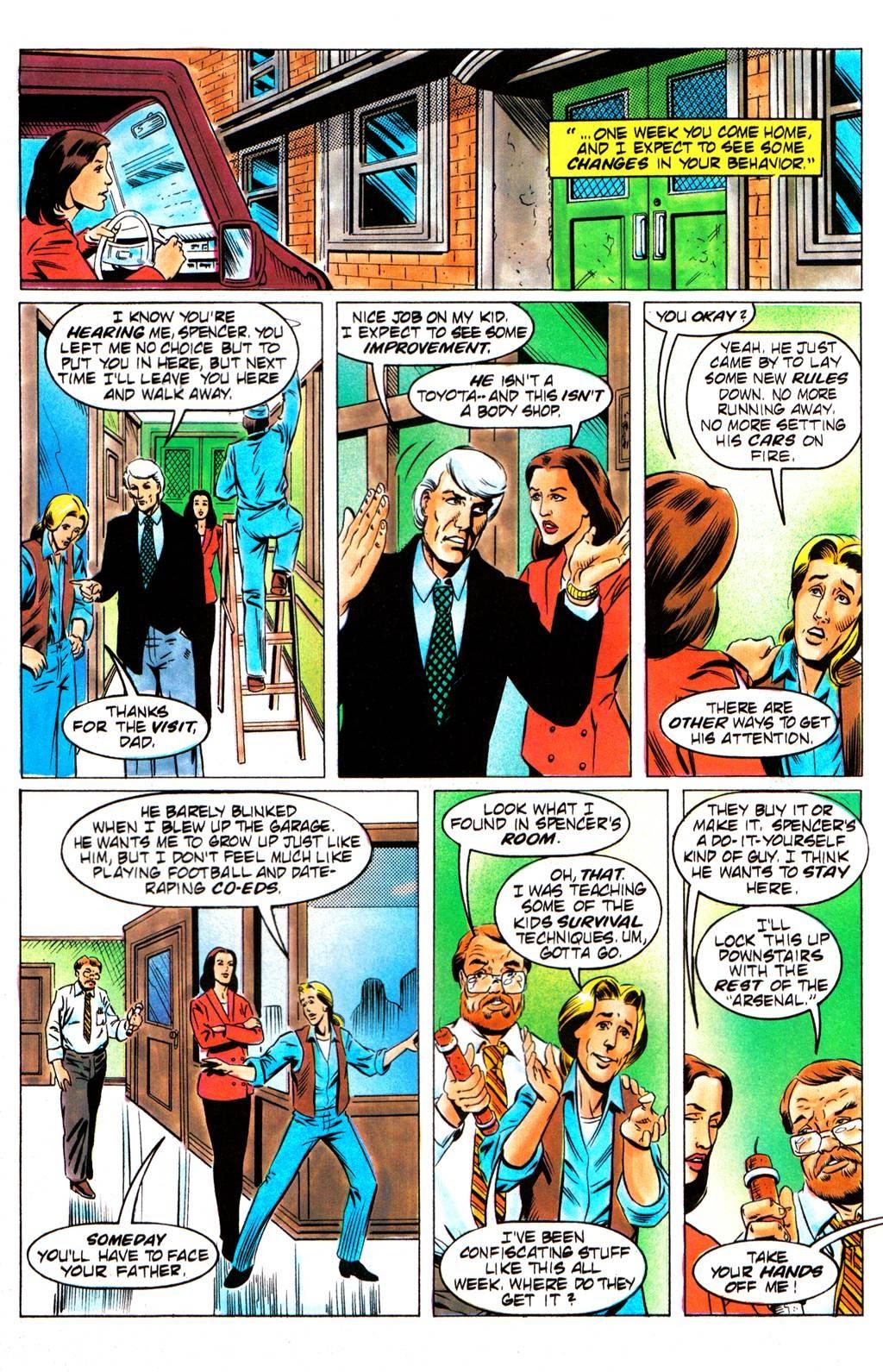 Read online Freddy's Dead: The Final Nightmare comic -  Issue #1 - 12