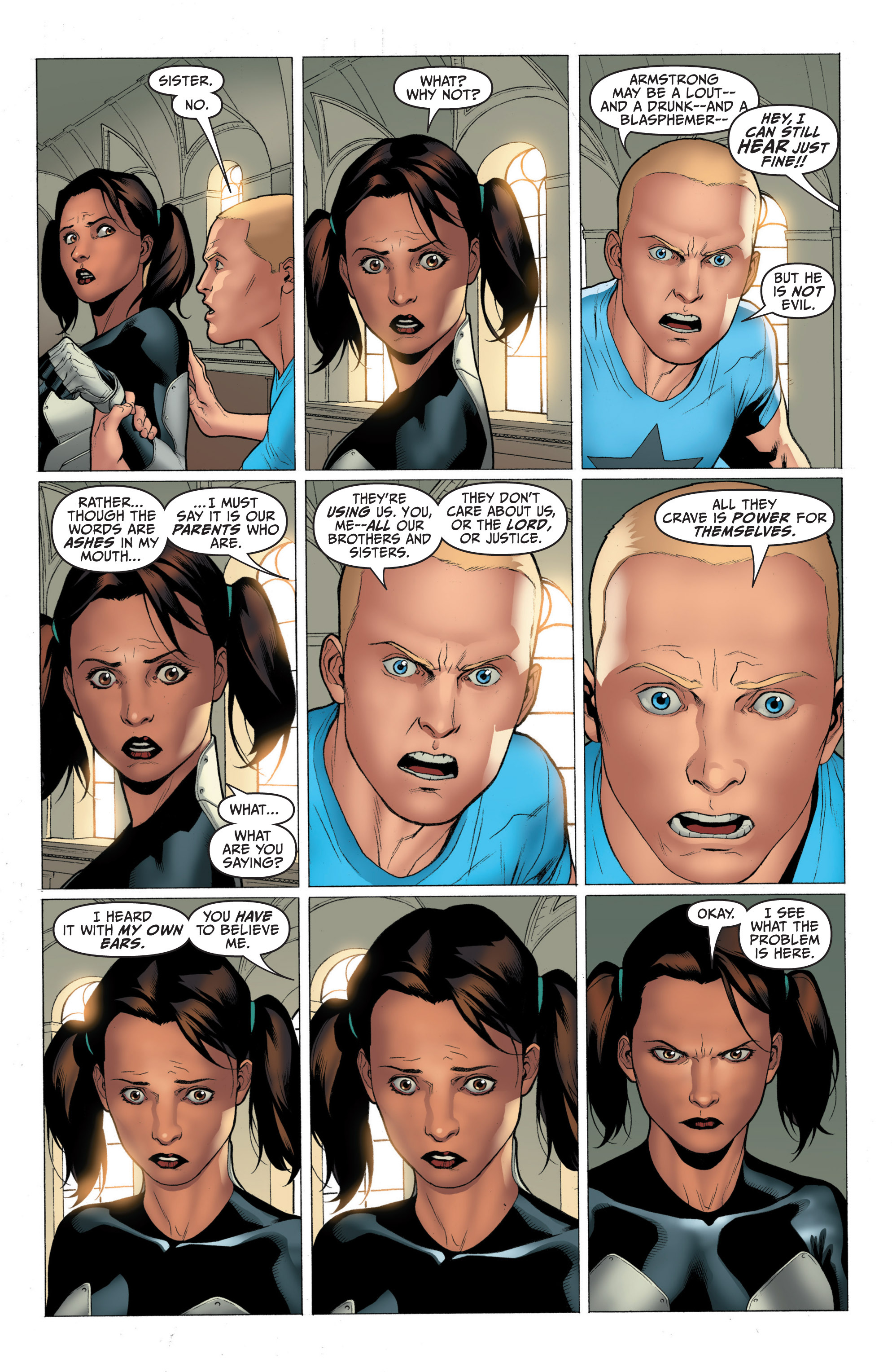 Read online Archer and Armstrong comic -  Issue #Archer and Armstrong _TPB 1 - 67