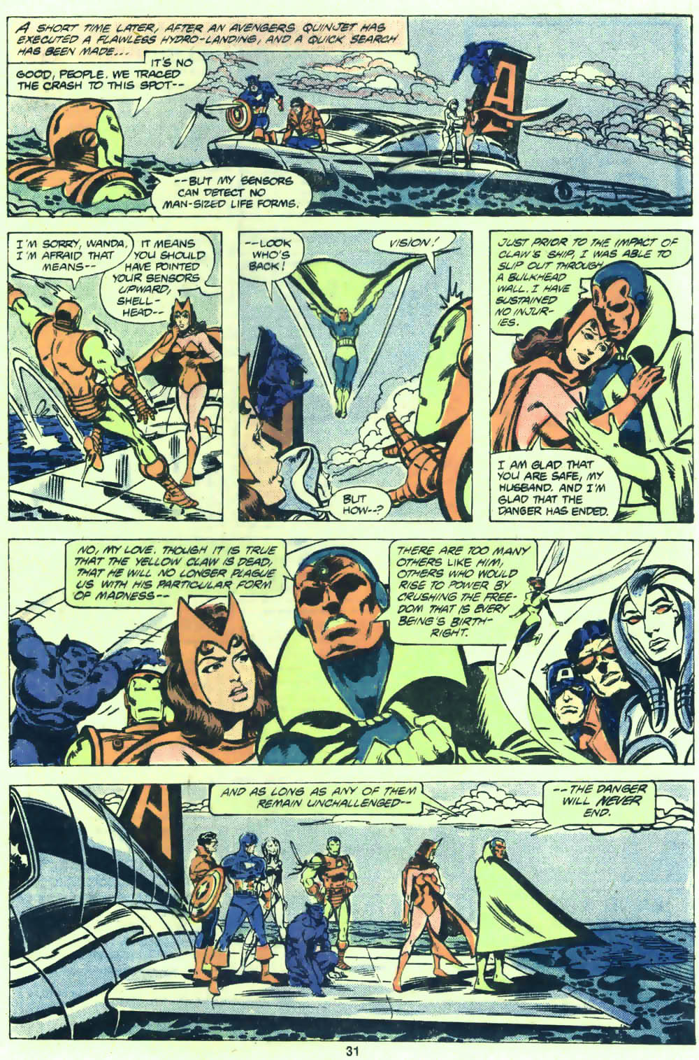 The Avengers (1963) 205 Page 23