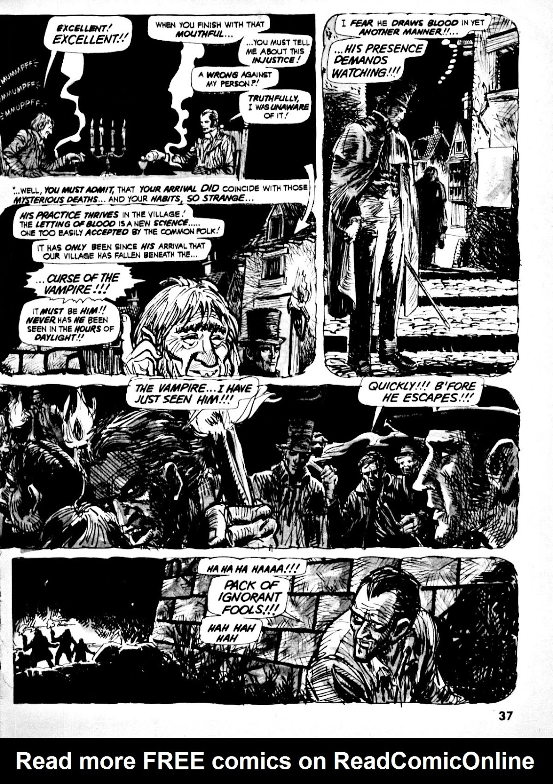 Nightmare (1970) issue 14 - Page 35