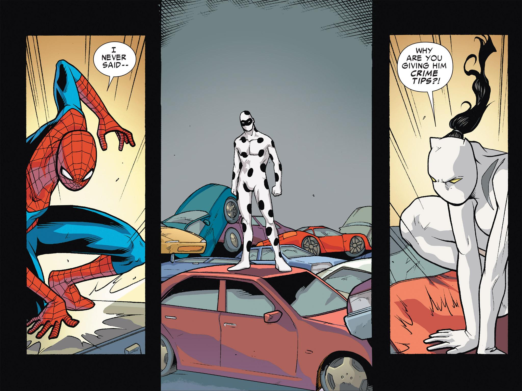 Read online Ultimate Spider-Man (Infinite Comics) (2016) comic -  Issue #6 - 38