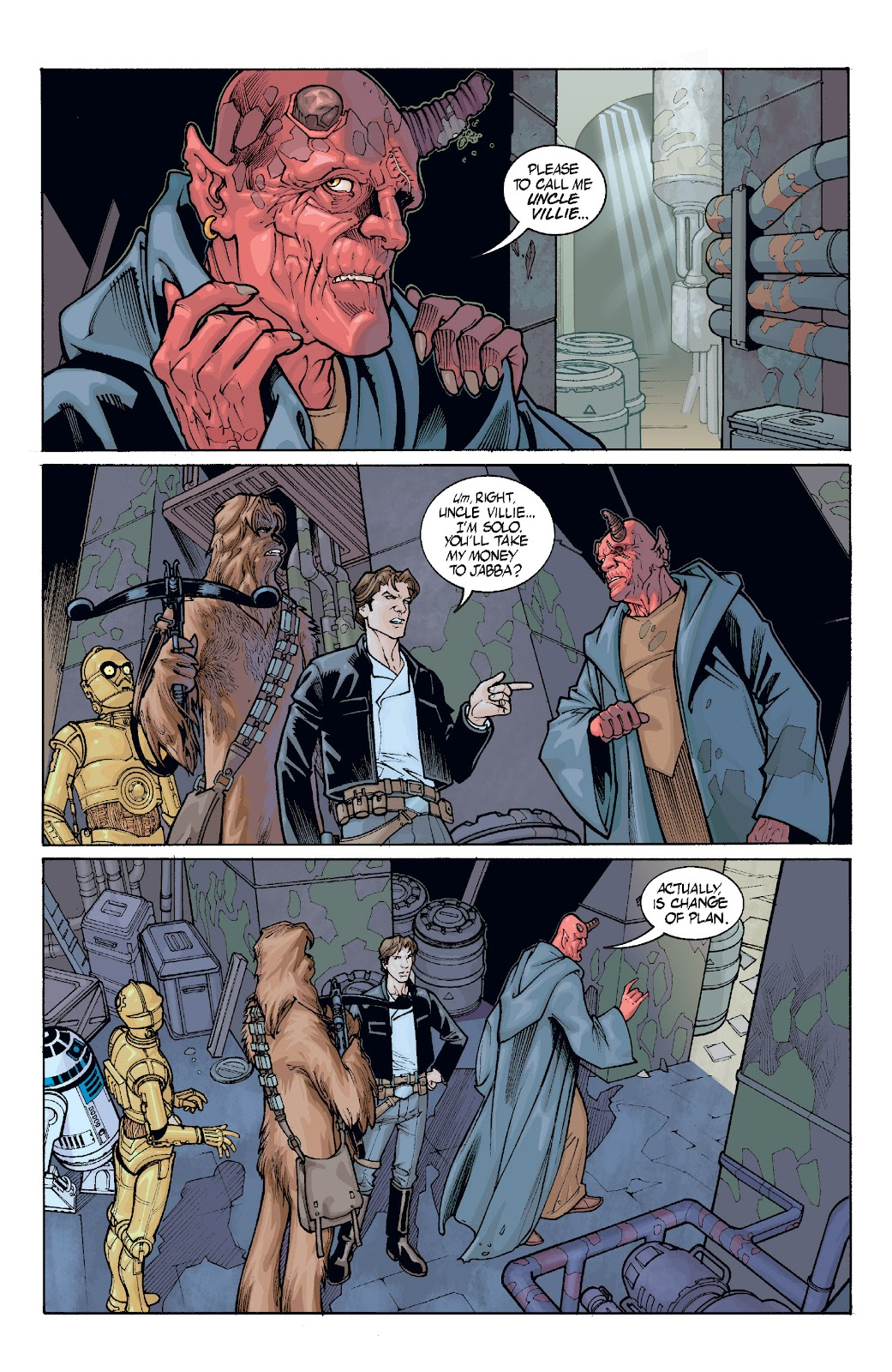 Read online Star Wars Legends: Infinities - Epic Collection comic -  Issue # TPB (Part 2) - 56