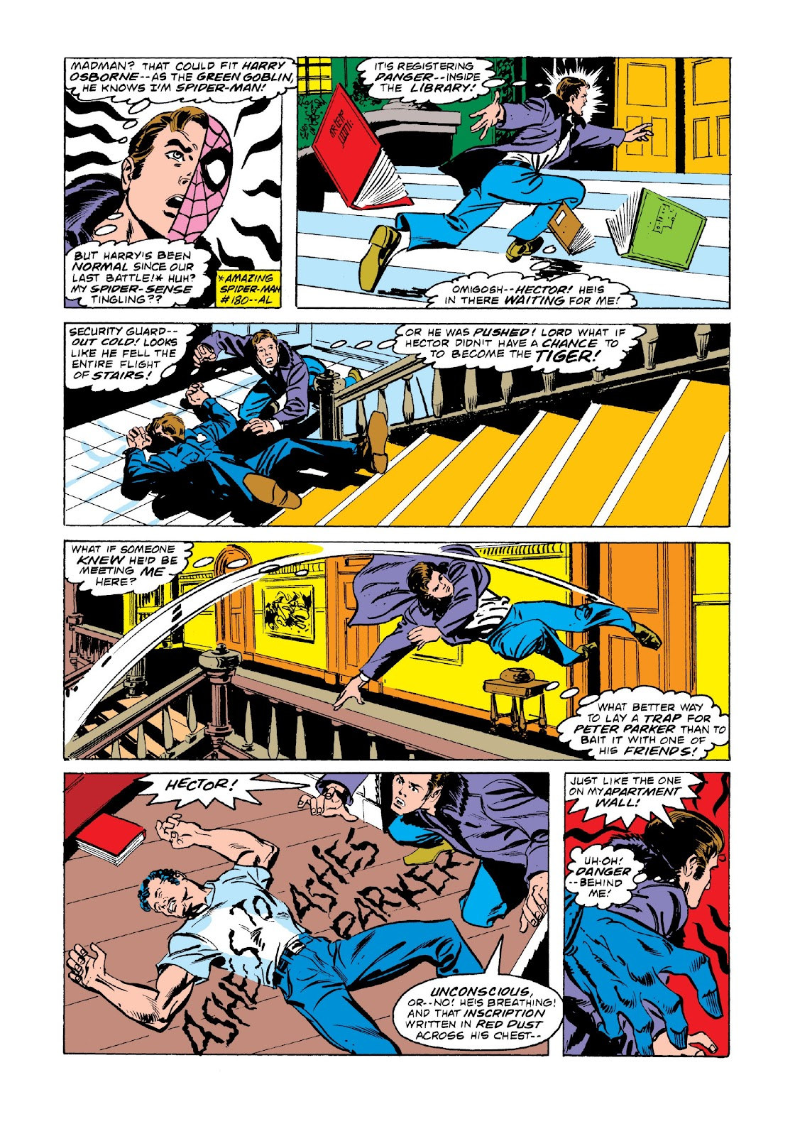 Read online Marvel Masterworks: The Spectacular Spider-Man comic -  Issue # TPB 2 (Part 3) - 40
