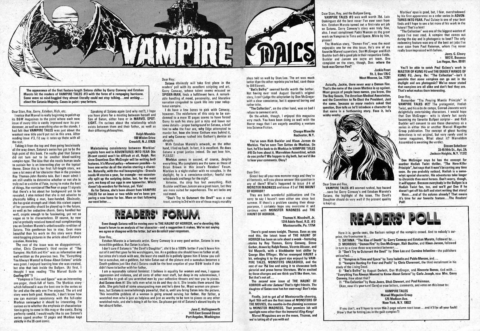Vampire Tales issue 5 - Page 21