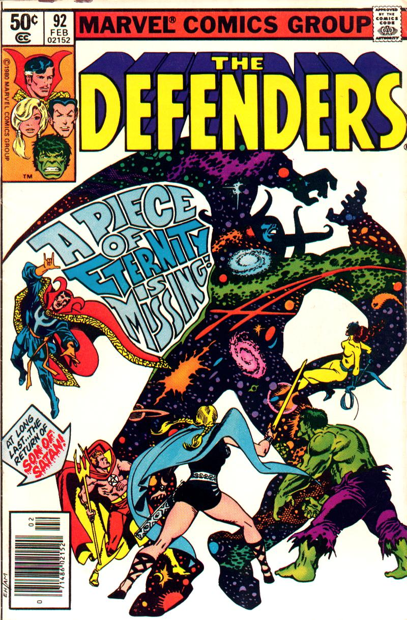 The Defenders (1972) 92 Page 1