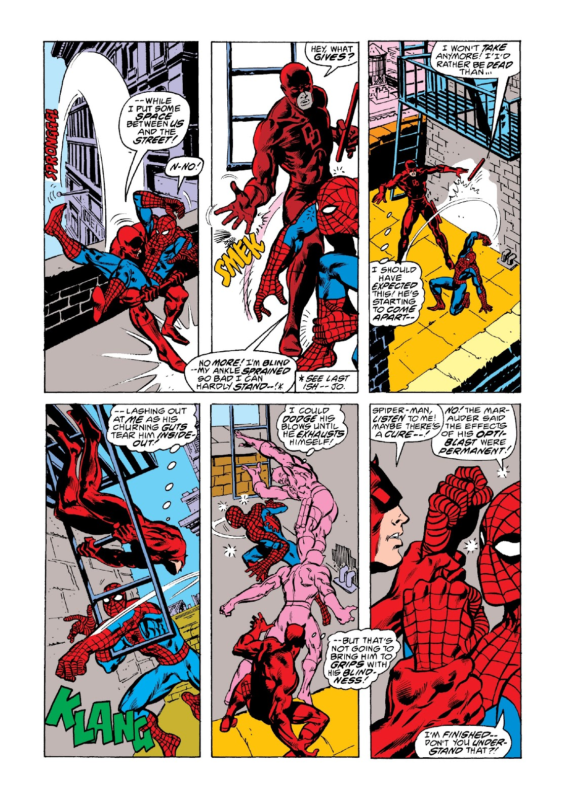 Read online Marvel Masterworks: The Spectacular Spider-Man comic -  Issue # TPB 2 (Part 3) - 11