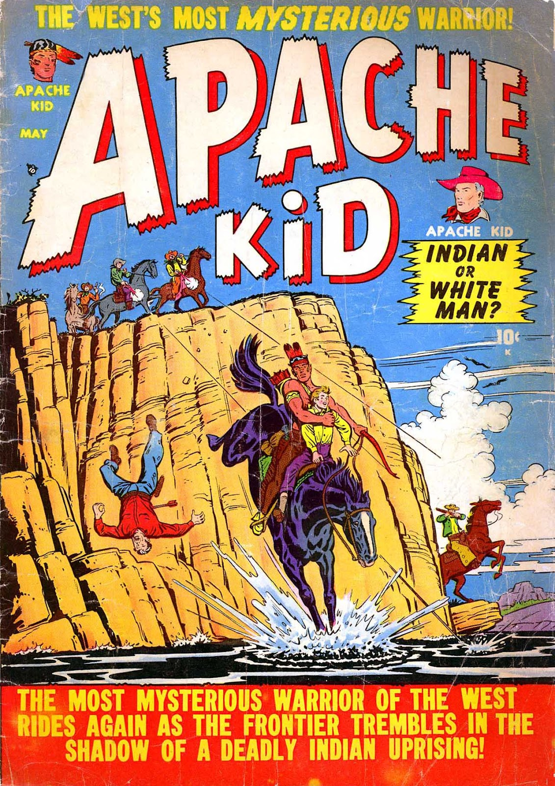 Apache Kid issue 5 - Page 1