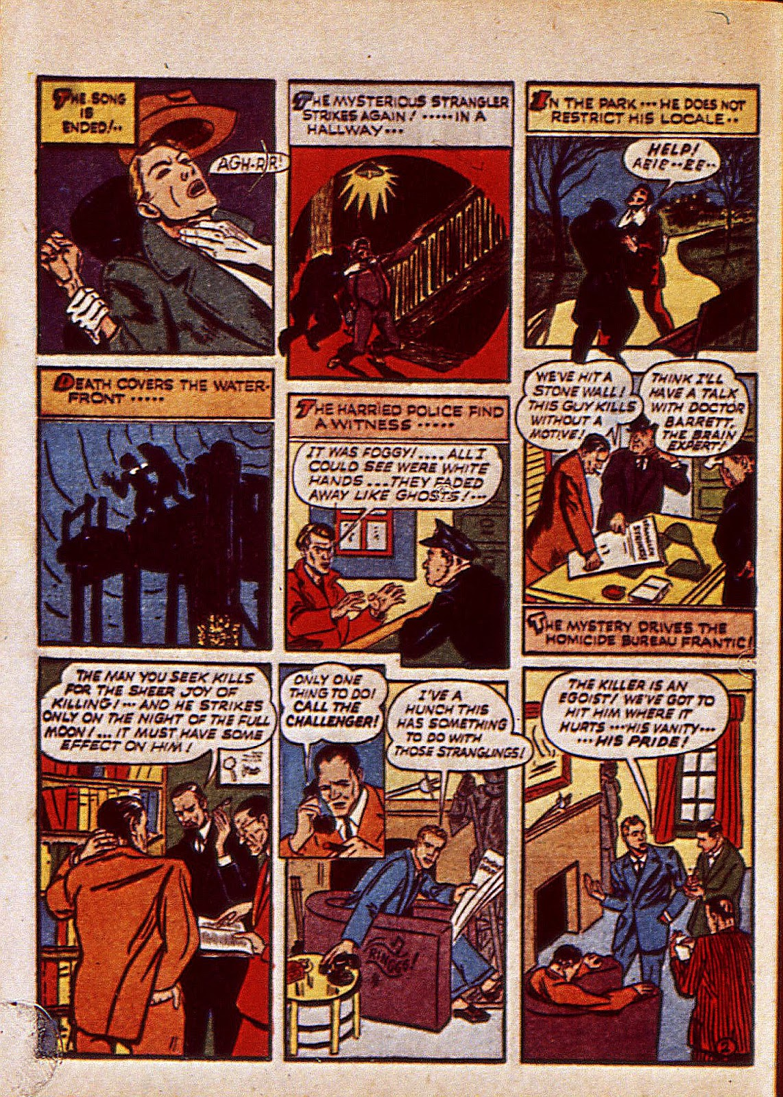 Mystic Comics (1940) issue 6 - Page 53