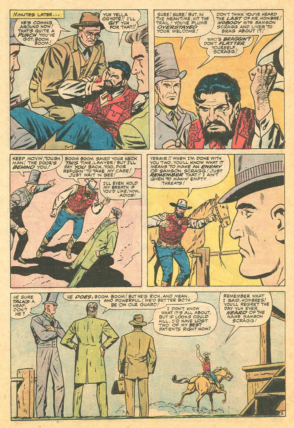 Read online Two-Gun Kid comic -  Issue #110 - 8