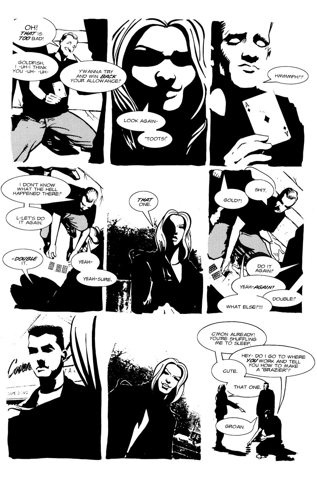Read online Goldfish comic -  Issue # TPB (Part 1) - 40