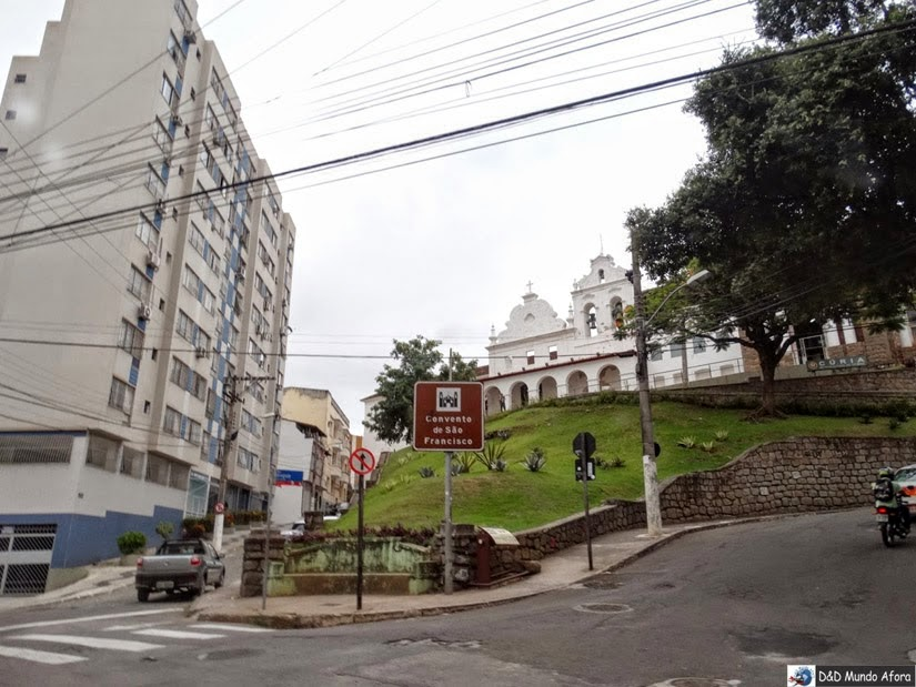 Convento de São Francisco - Vitória - Espírito Santo