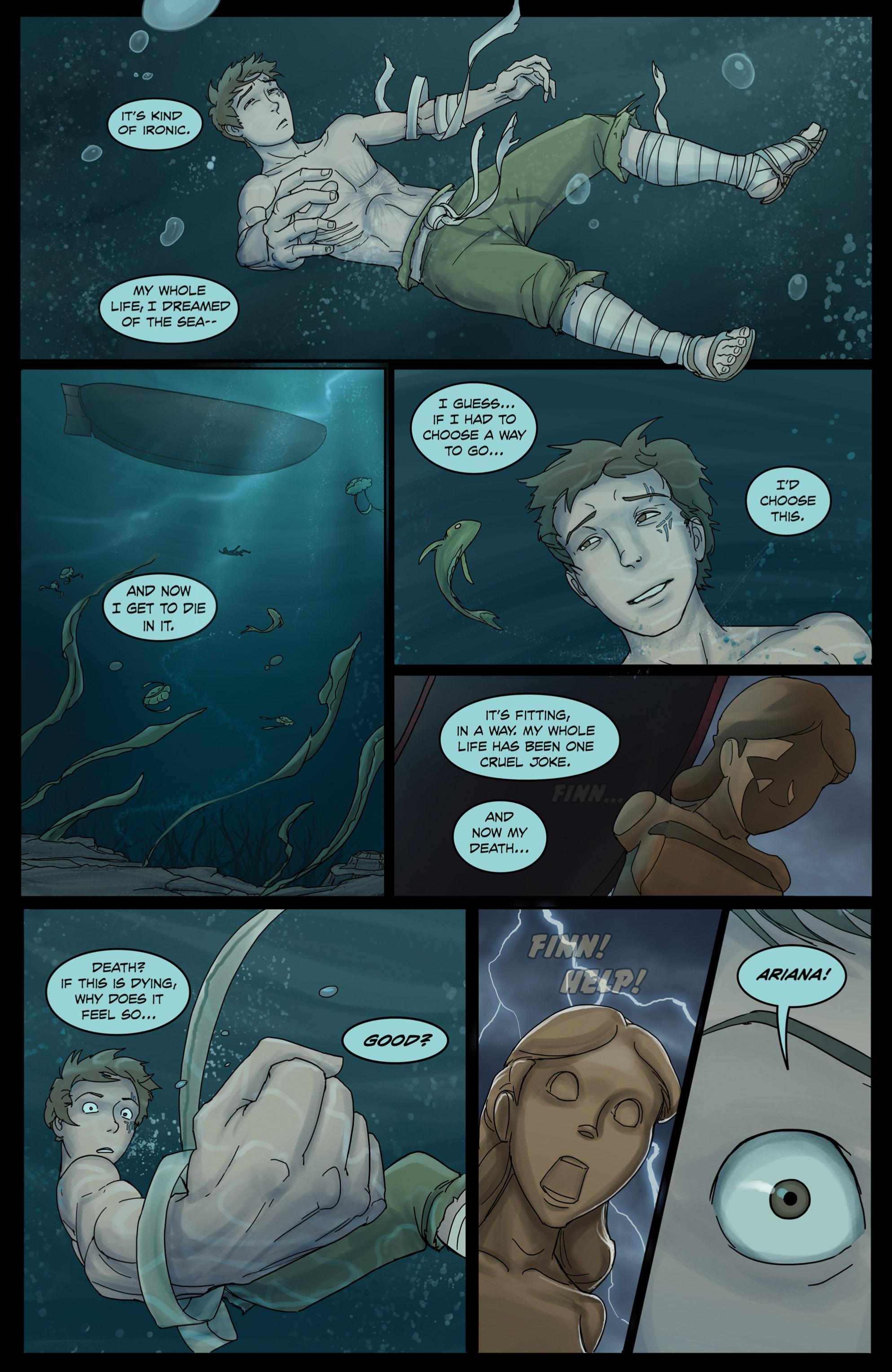 Read online Anne Bonnie comic -  Issue #3 - 16