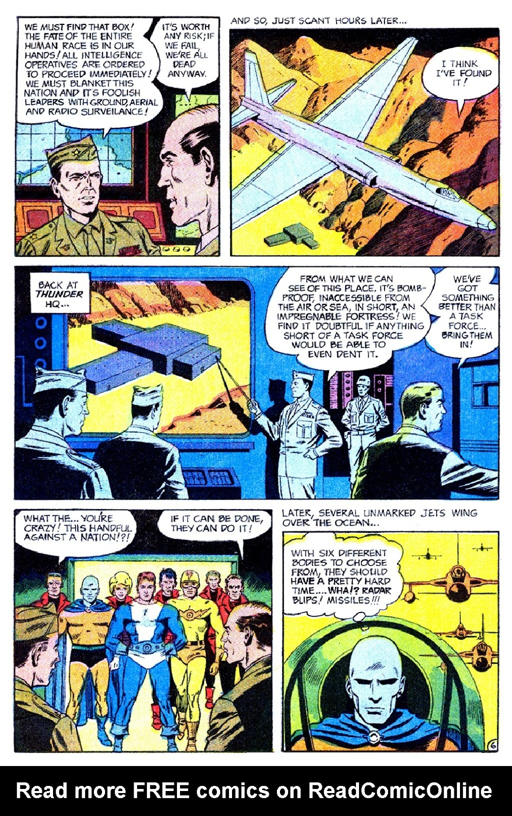 T.H.U.N.D.E.R. Agents (1965) issue 9 - Page 48