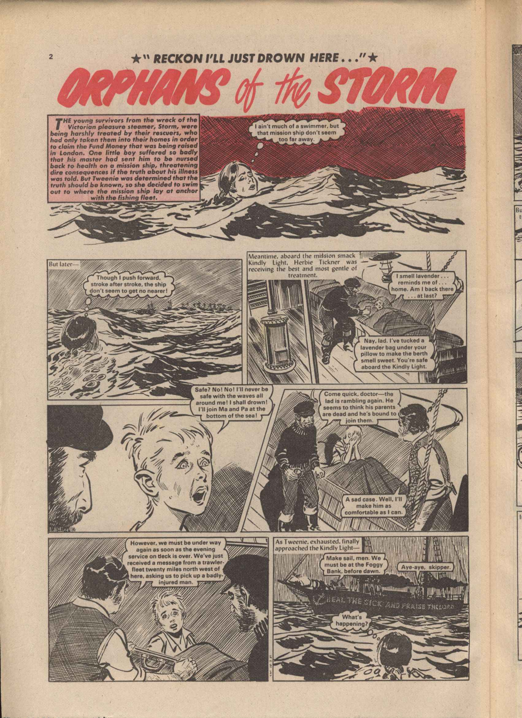Read online Judy comic -  Issue #1107 - 2