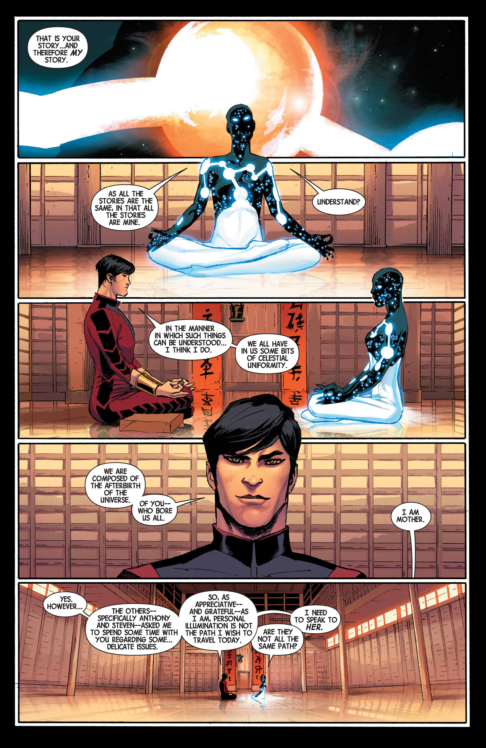 Read online Avengers (2013) comic -  Issue #6 - 6