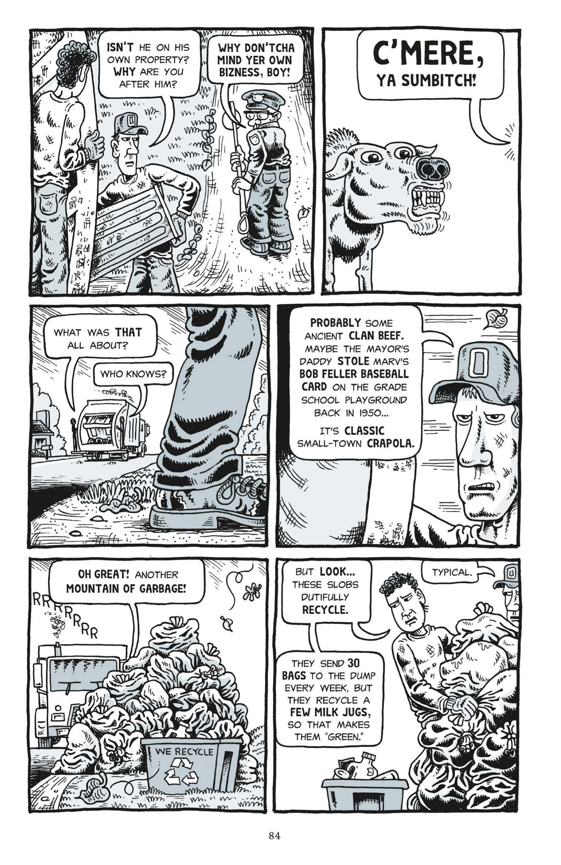 Read online Trashed comic -  Issue # Full - 83