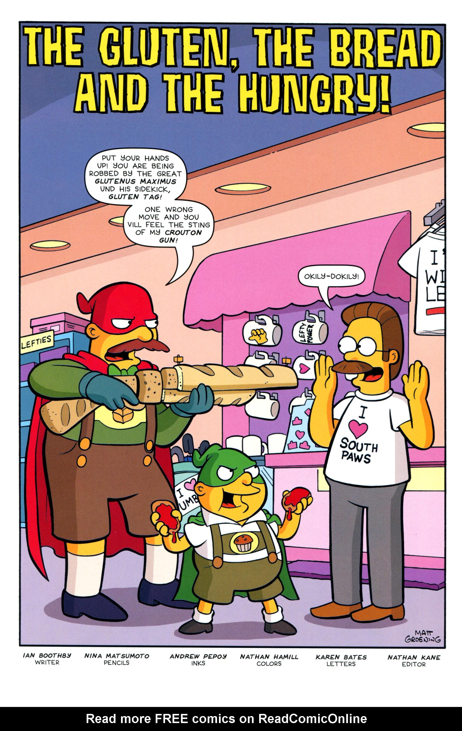 Read online Simpsons Comics Presents Bart Simpson comic -  Issue #88 - 15