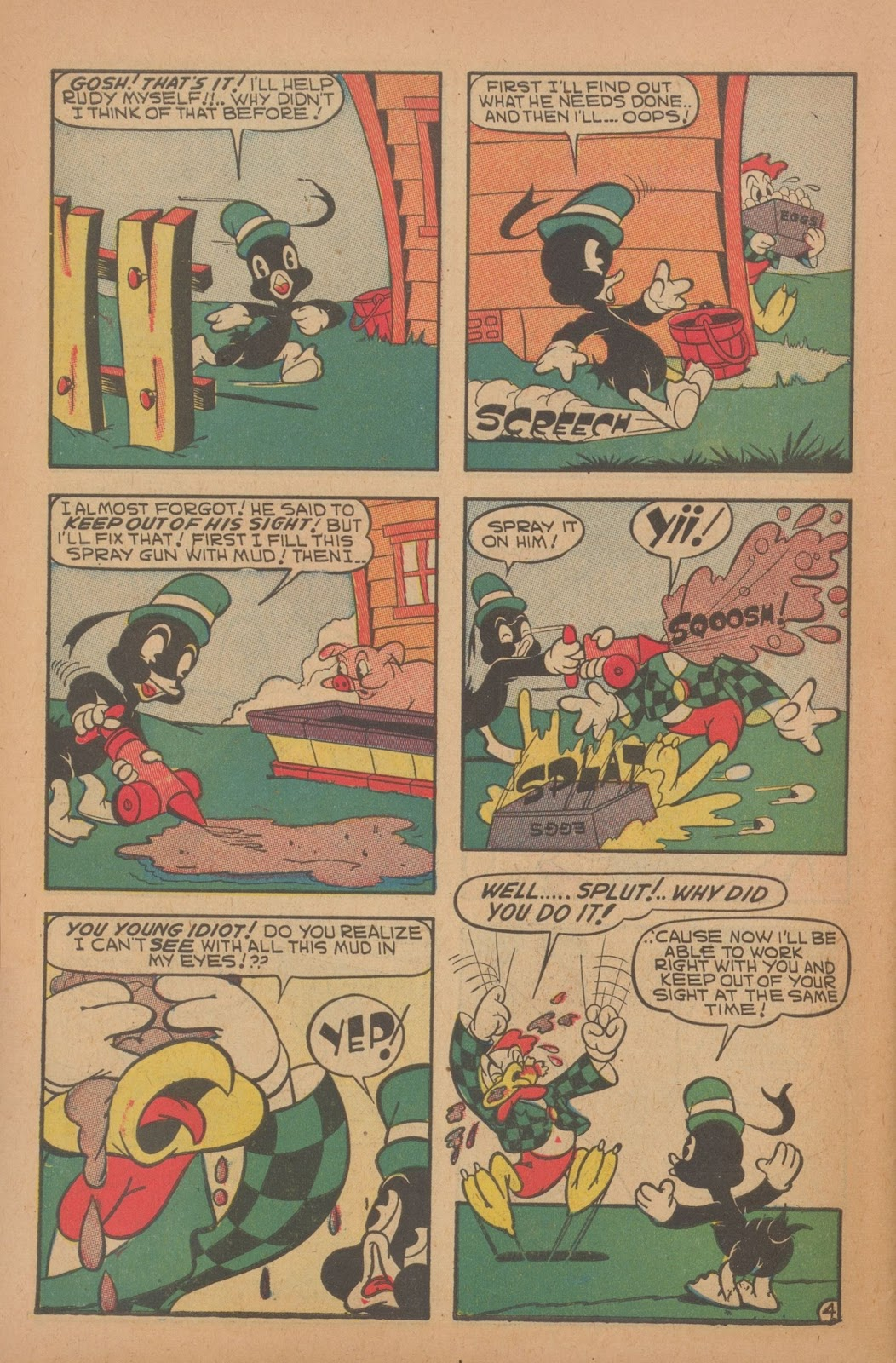 Terry-Toons Comics issue 27 - Page 46