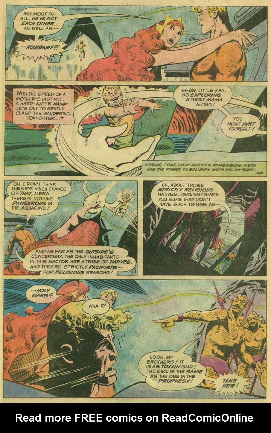 Read online Adventure Comics (1938) comic -  Issue #445 - 5