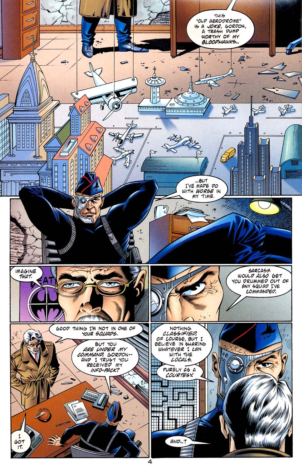 Batman: Outlaws issue 2 - Page 6