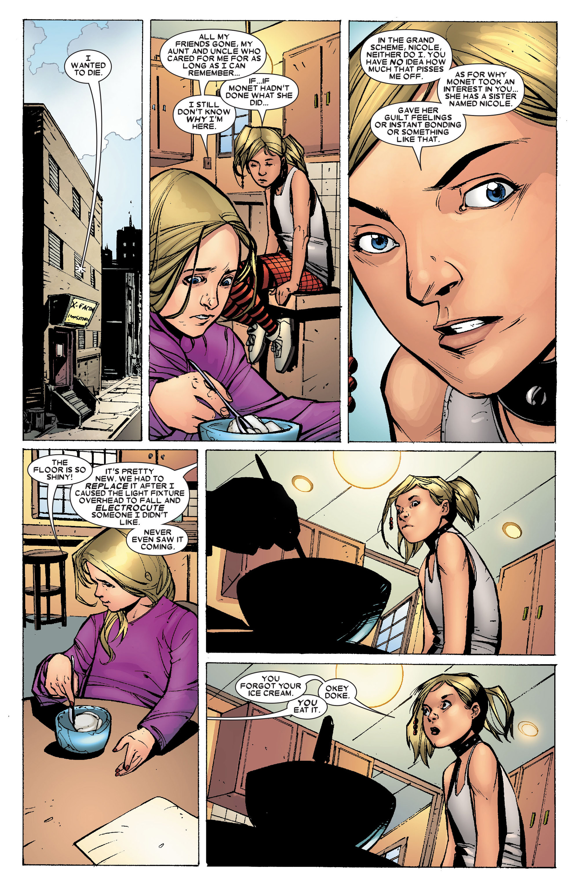 Read online X-Factor (2006) comic -  Issue #19 - 14