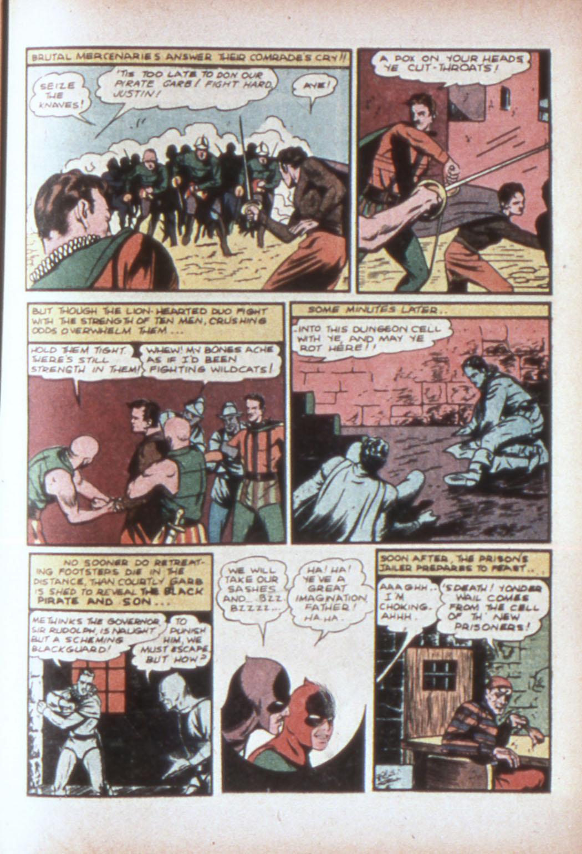 Read online Sensation (Mystery) Comics comic -  Issue #19 - 45