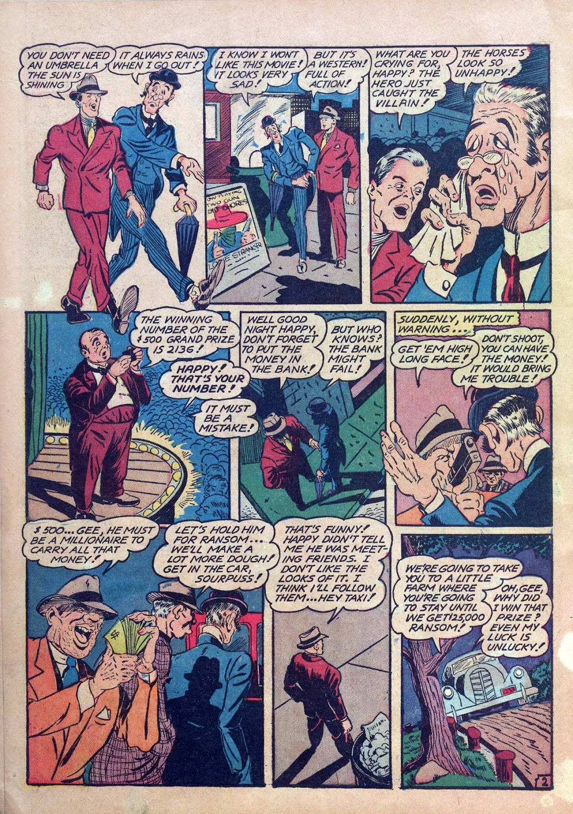 Read online Joker Comics comic -  Issue #1 - 10