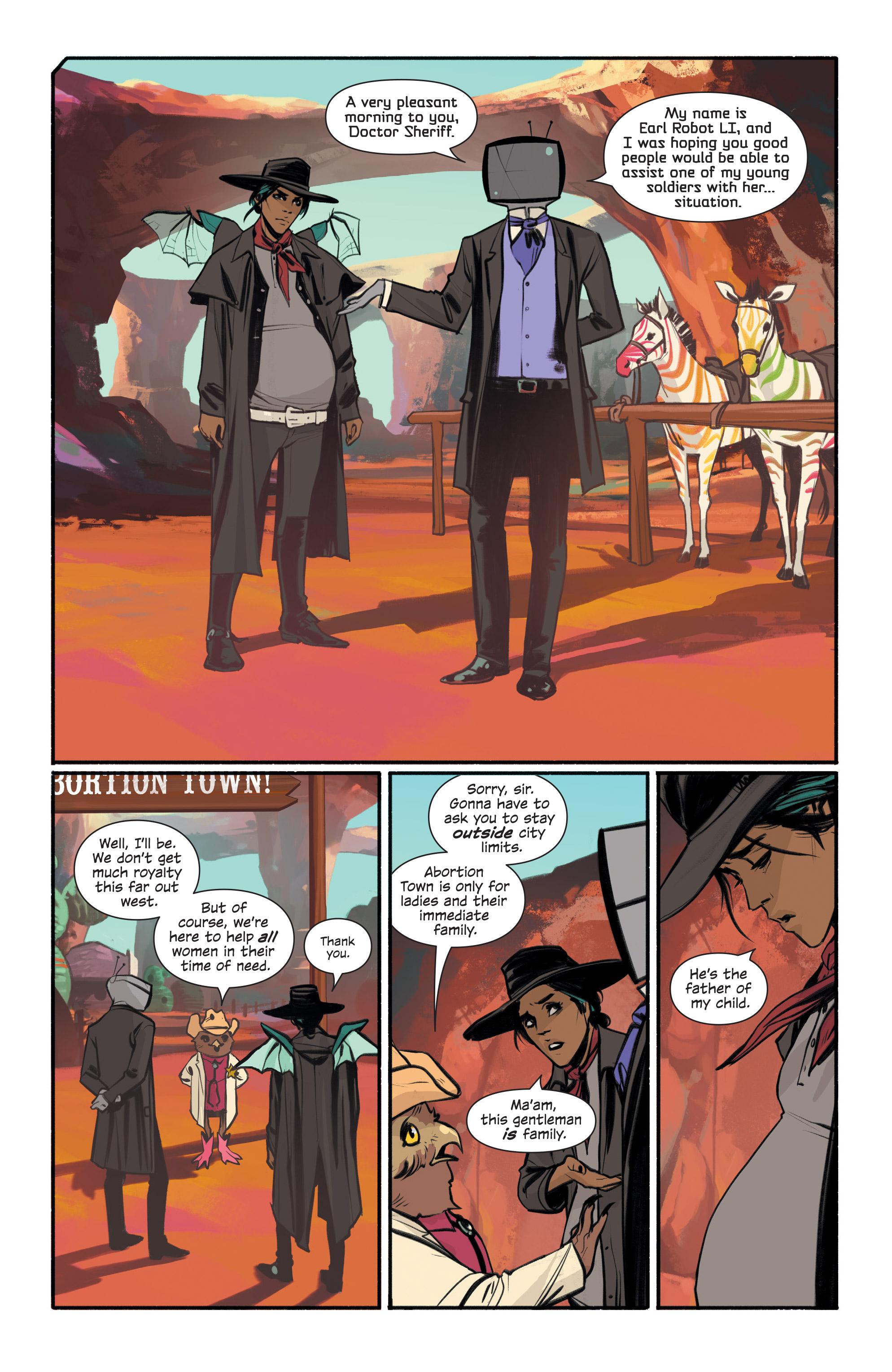 Read online Saga comic -  Issue #43 - 4