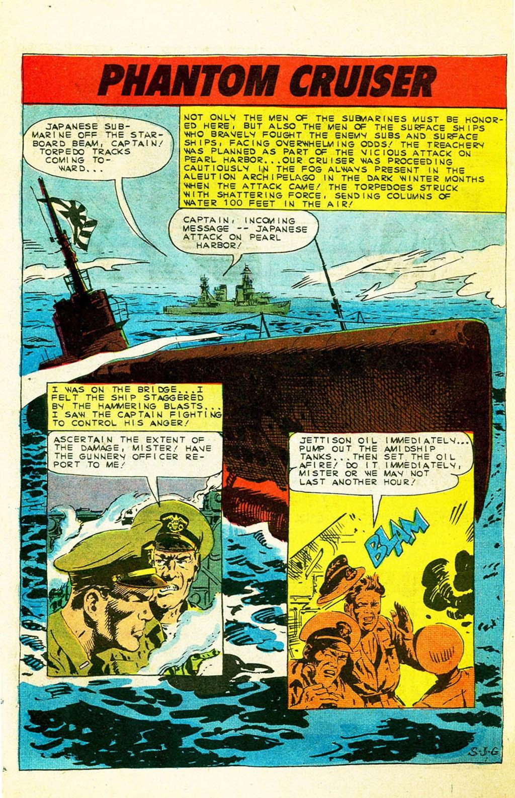 Read online Fightin' Navy comic -  Issue #128 - 10