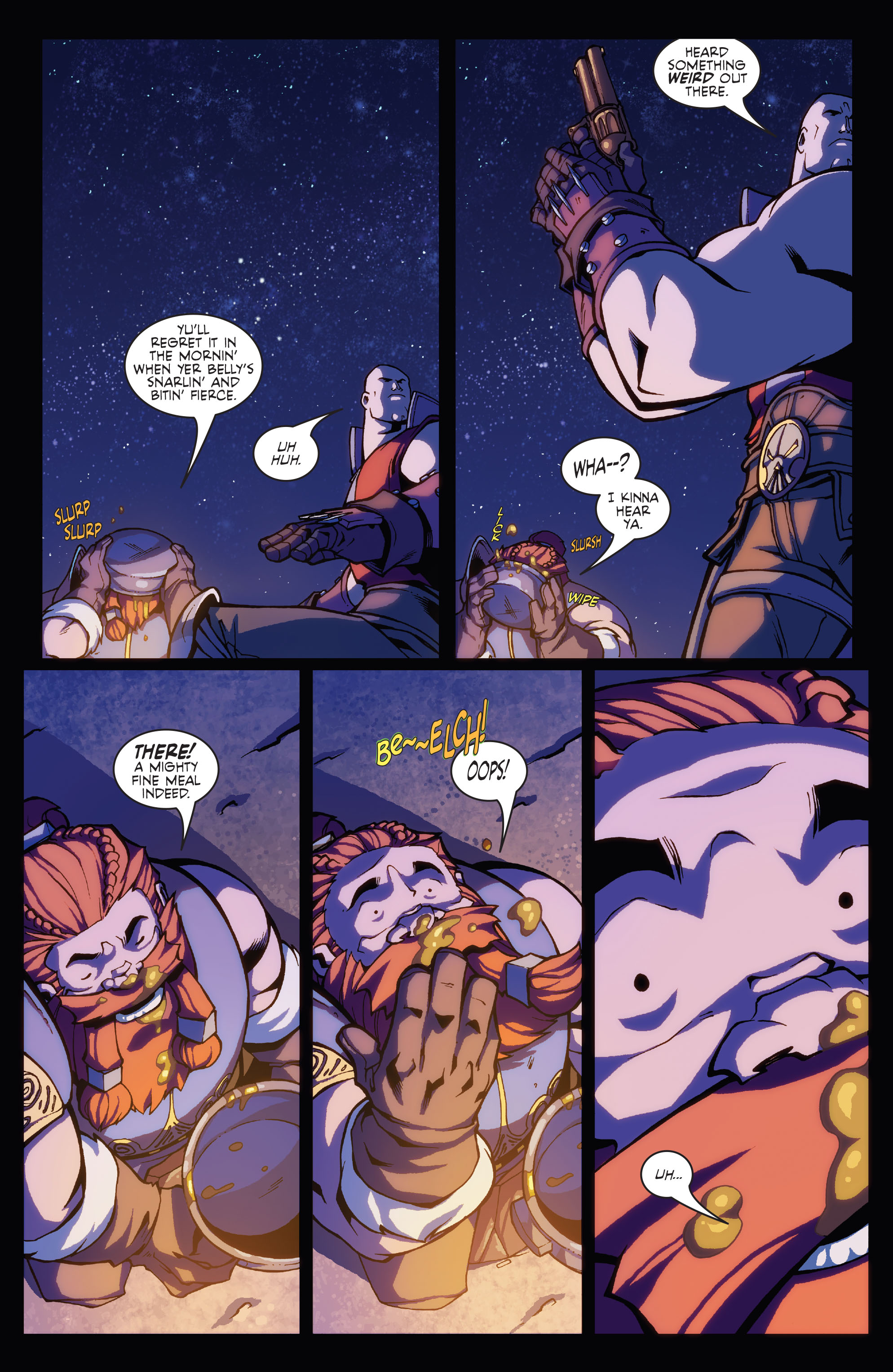 Read online Skullkickers comic -  Issue #3 - 6