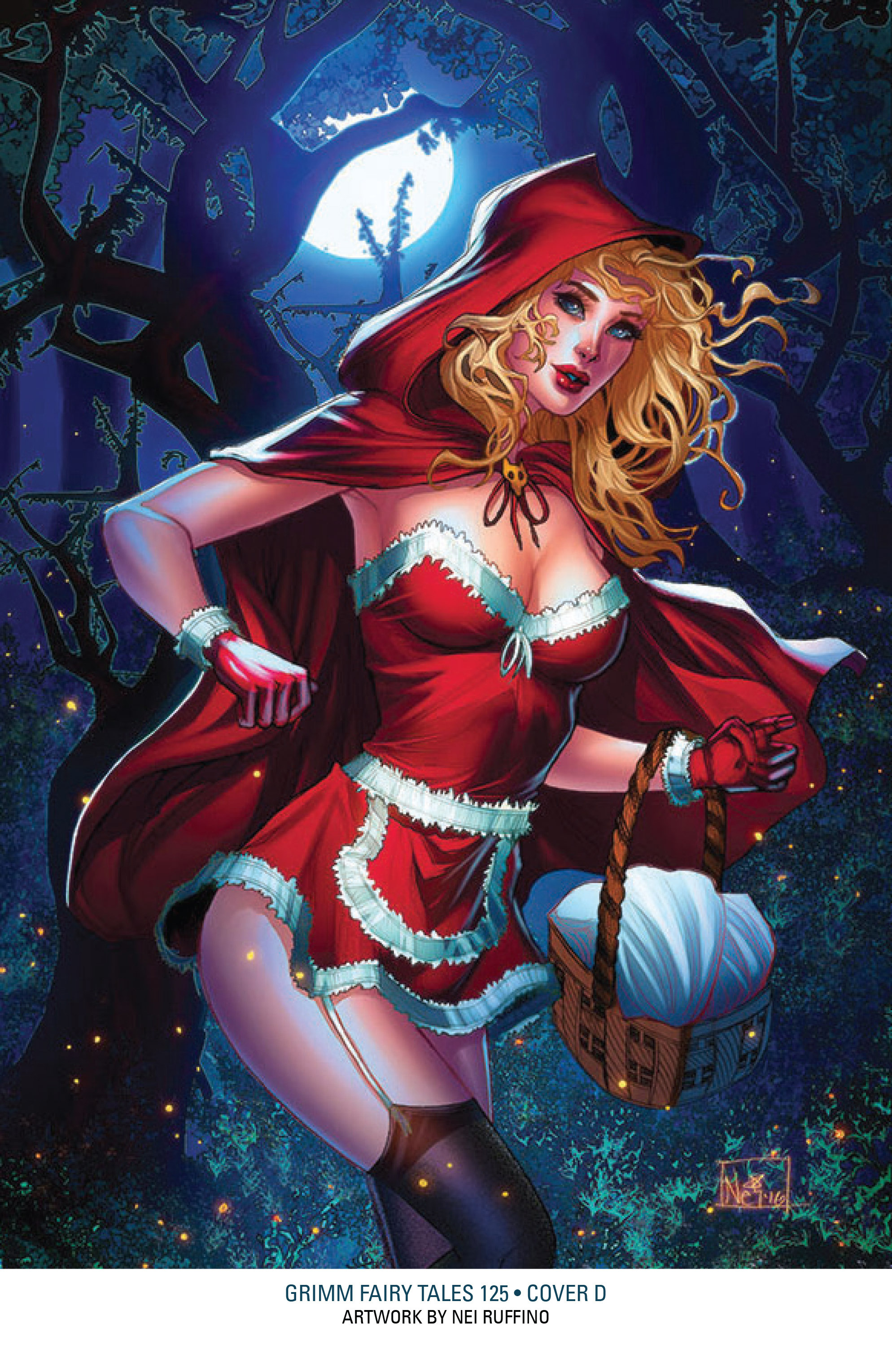 Read online Grimm Fairy Tales: Arcane Acre comic -  Issue # TPB 4 - 220