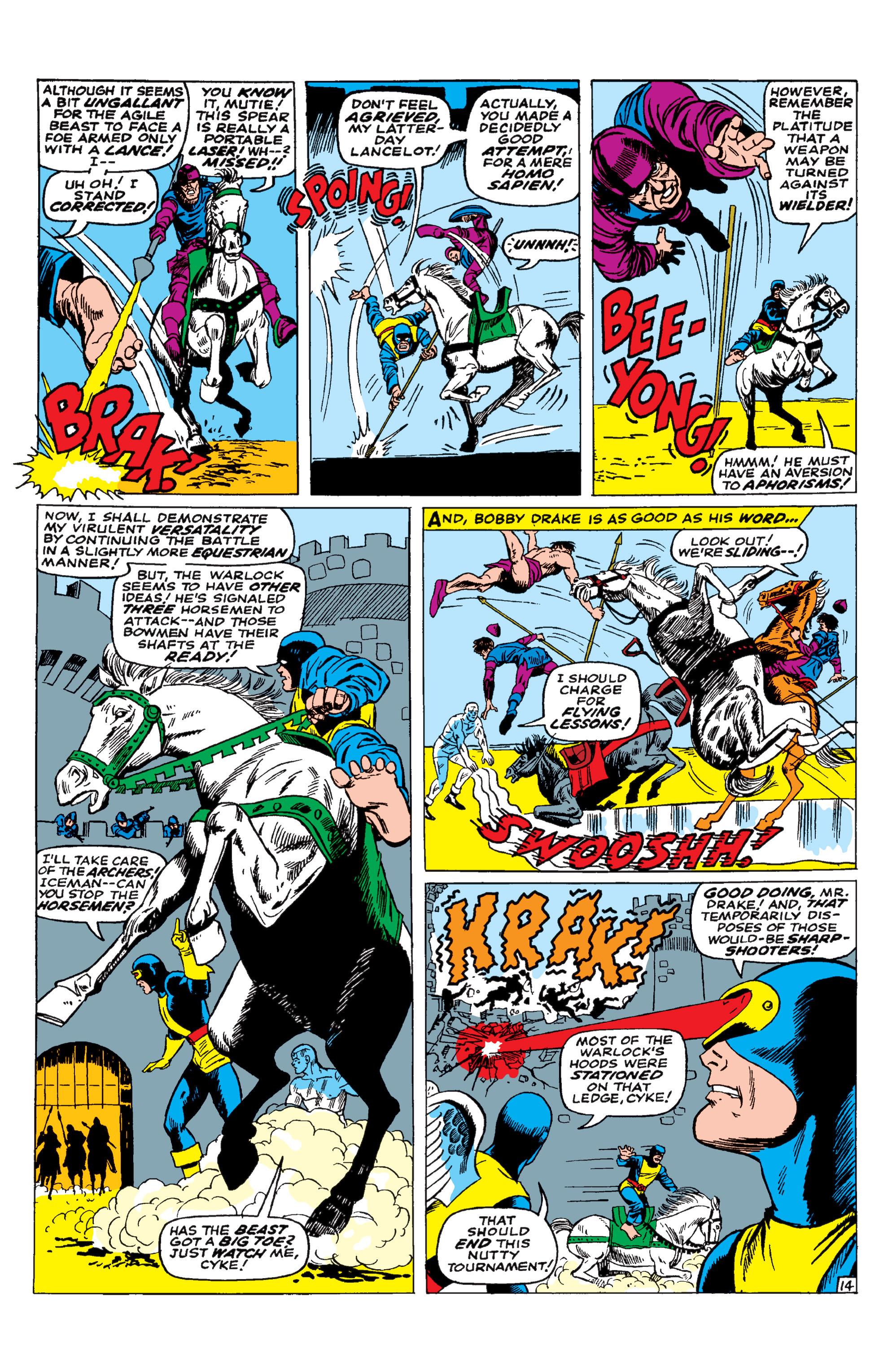 Uncanny X-Men (1963) 30 Page 14