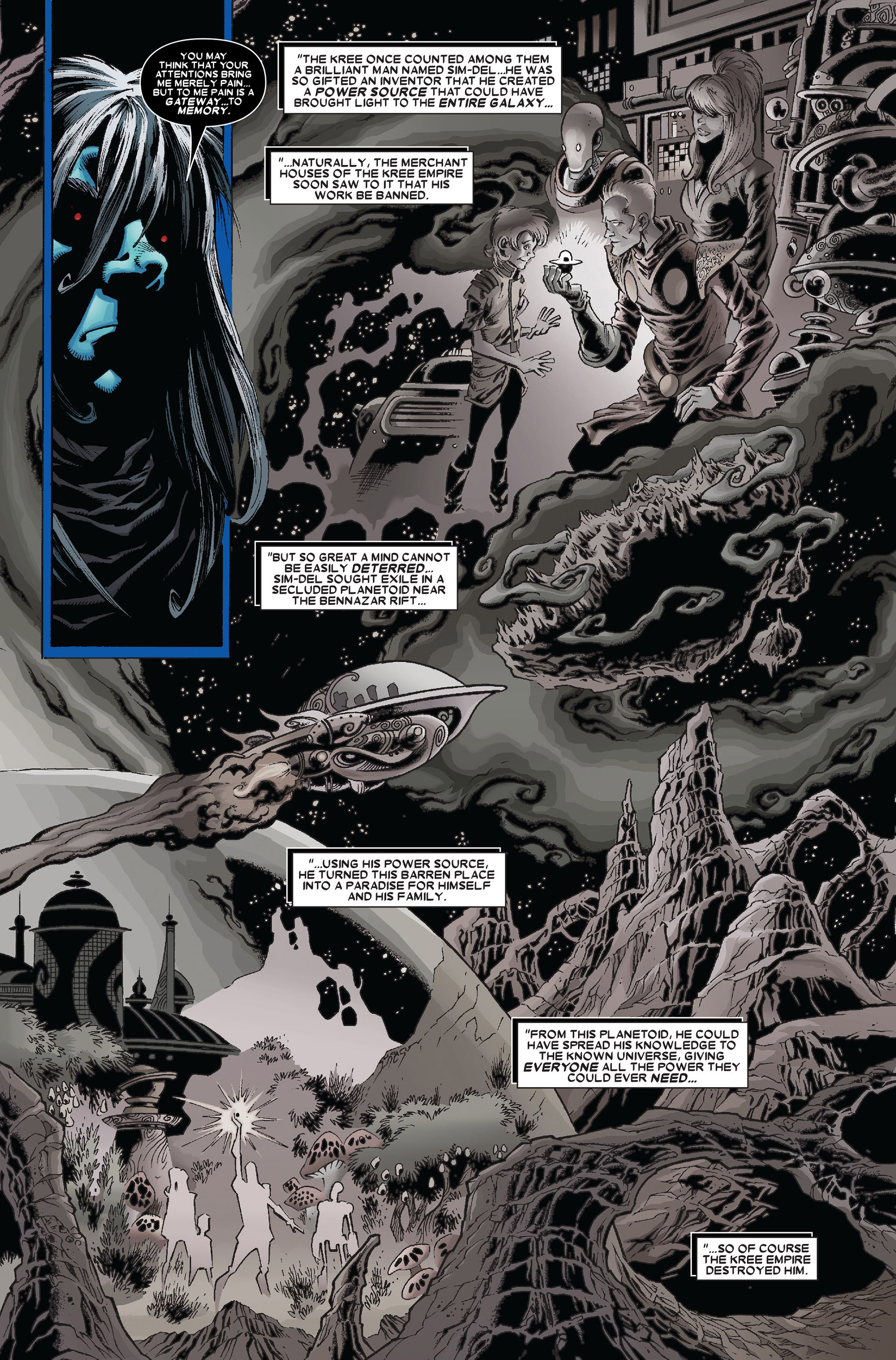 Read online Annihilation: Conquest - Wraith comic -  Issue #2 - 19