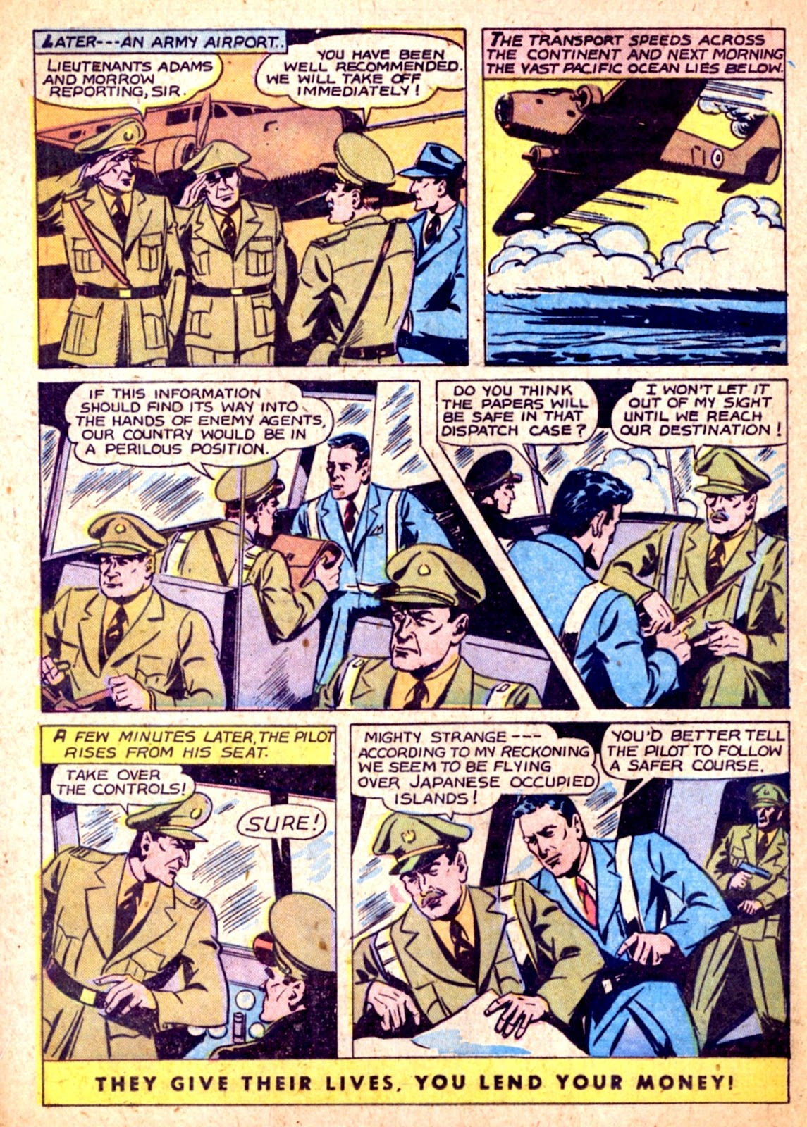 The Blue Beetle issue 31 - Page 16