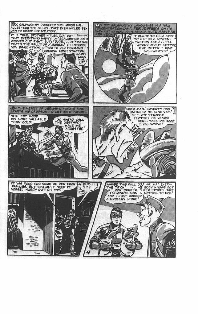 Read online Men of Mystery Comics comic -  Issue #30 - 29