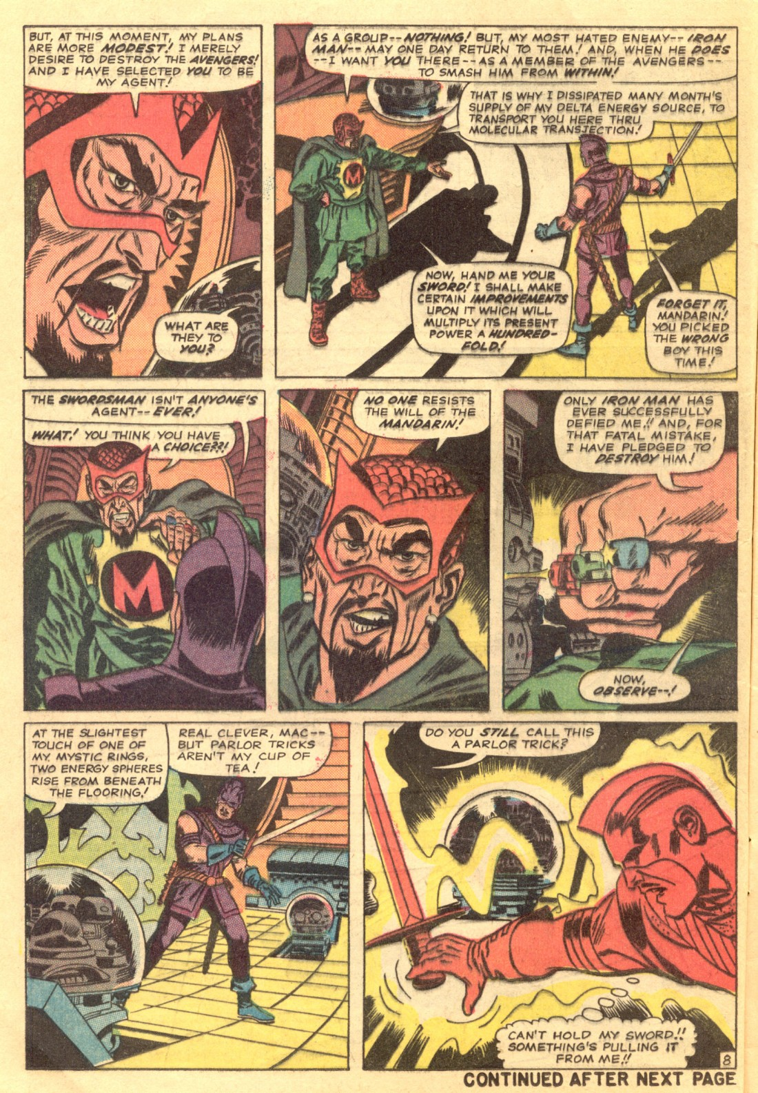 The Avengers (1963) 20 Page 11
