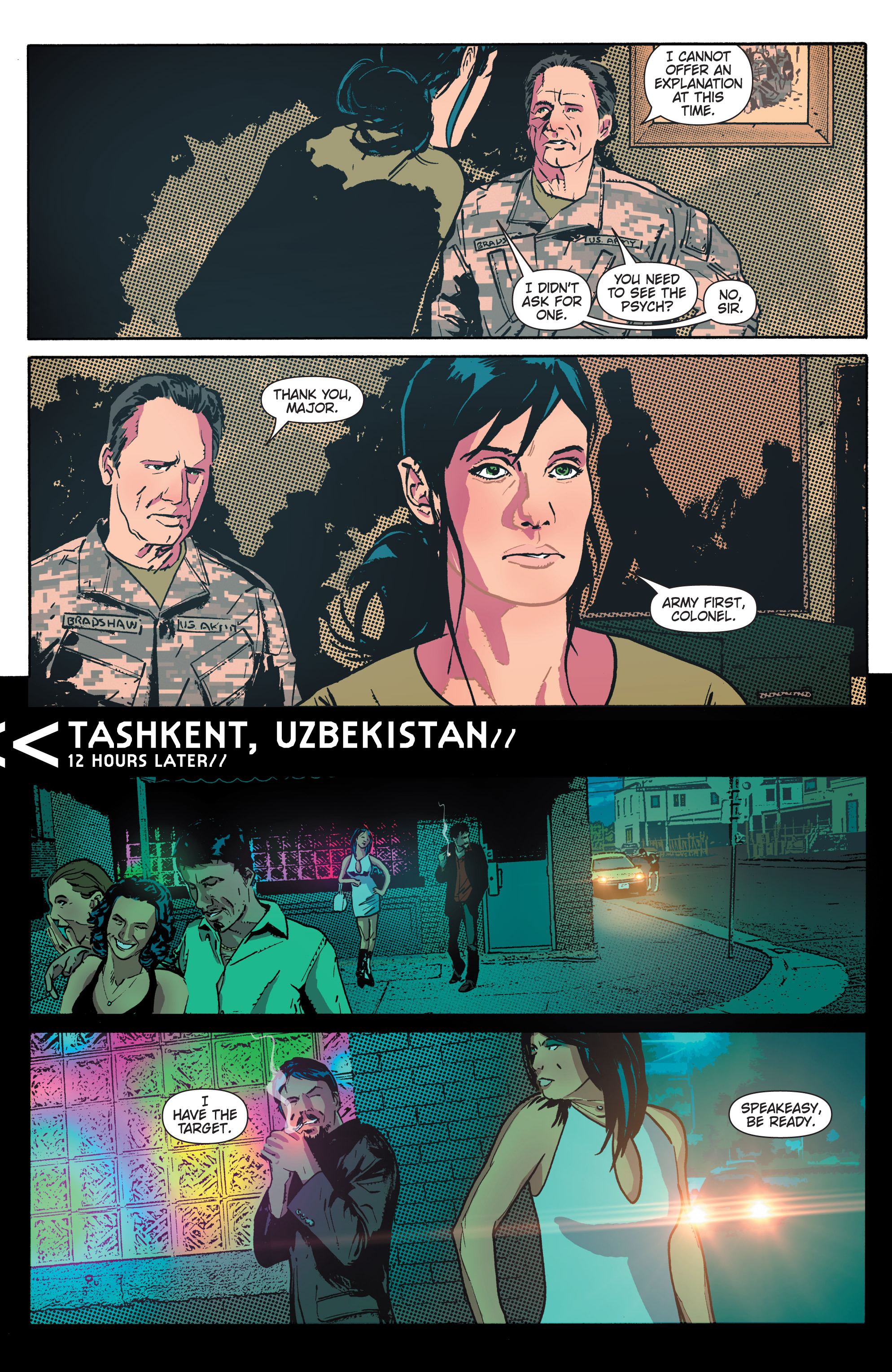 Read online The Activity comic -  Issue #7 - 14