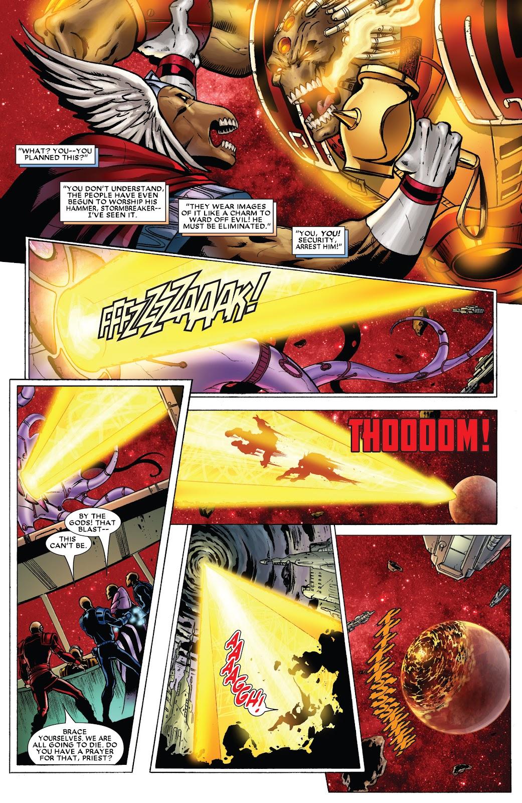 Read online Thor: Ragnaroks comic -  Issue # TPB (Part 3) - 74