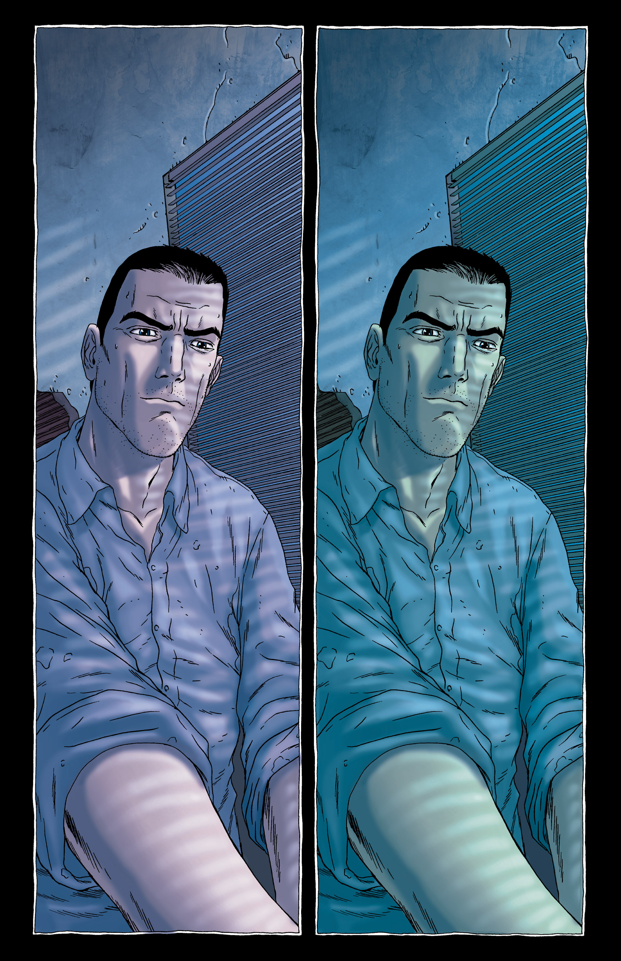 Read online Alan Moore's The Courtyard comic -  Issue # TPB - 6