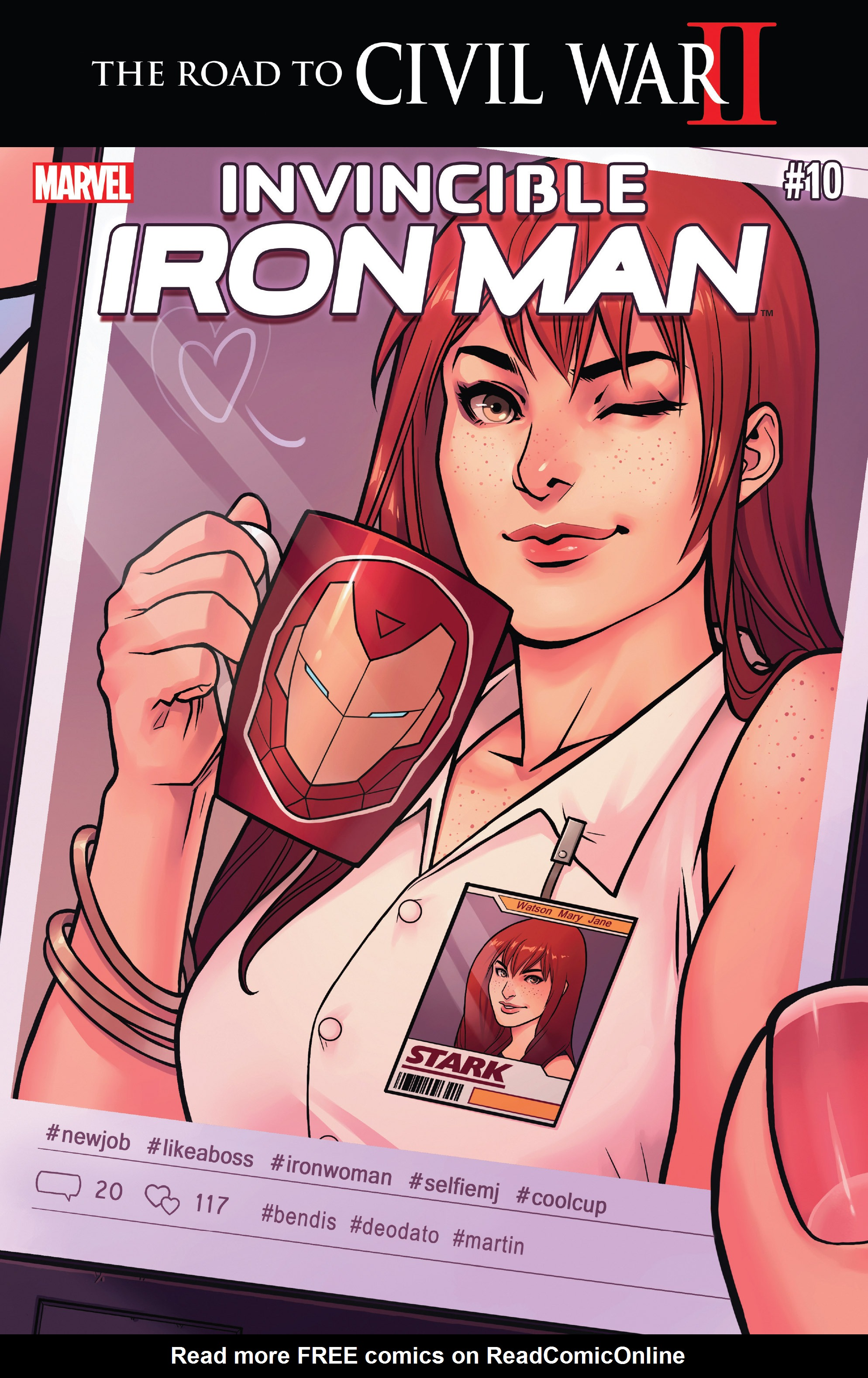 Read online True Believers: Invincible Iron Man-The War Machines comic -  Issue # Full - 88